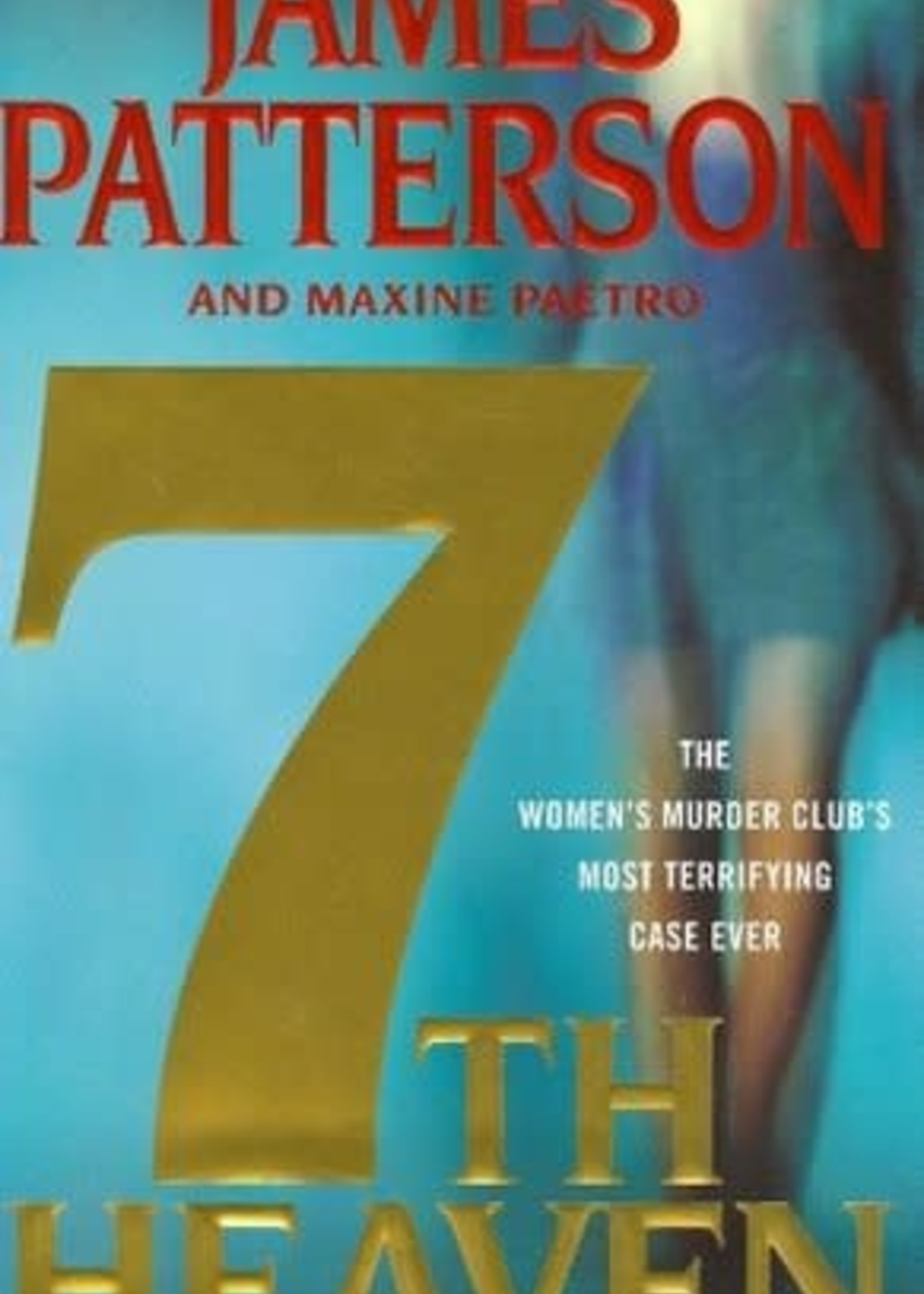 USED - 7th Heaven by James Patterson