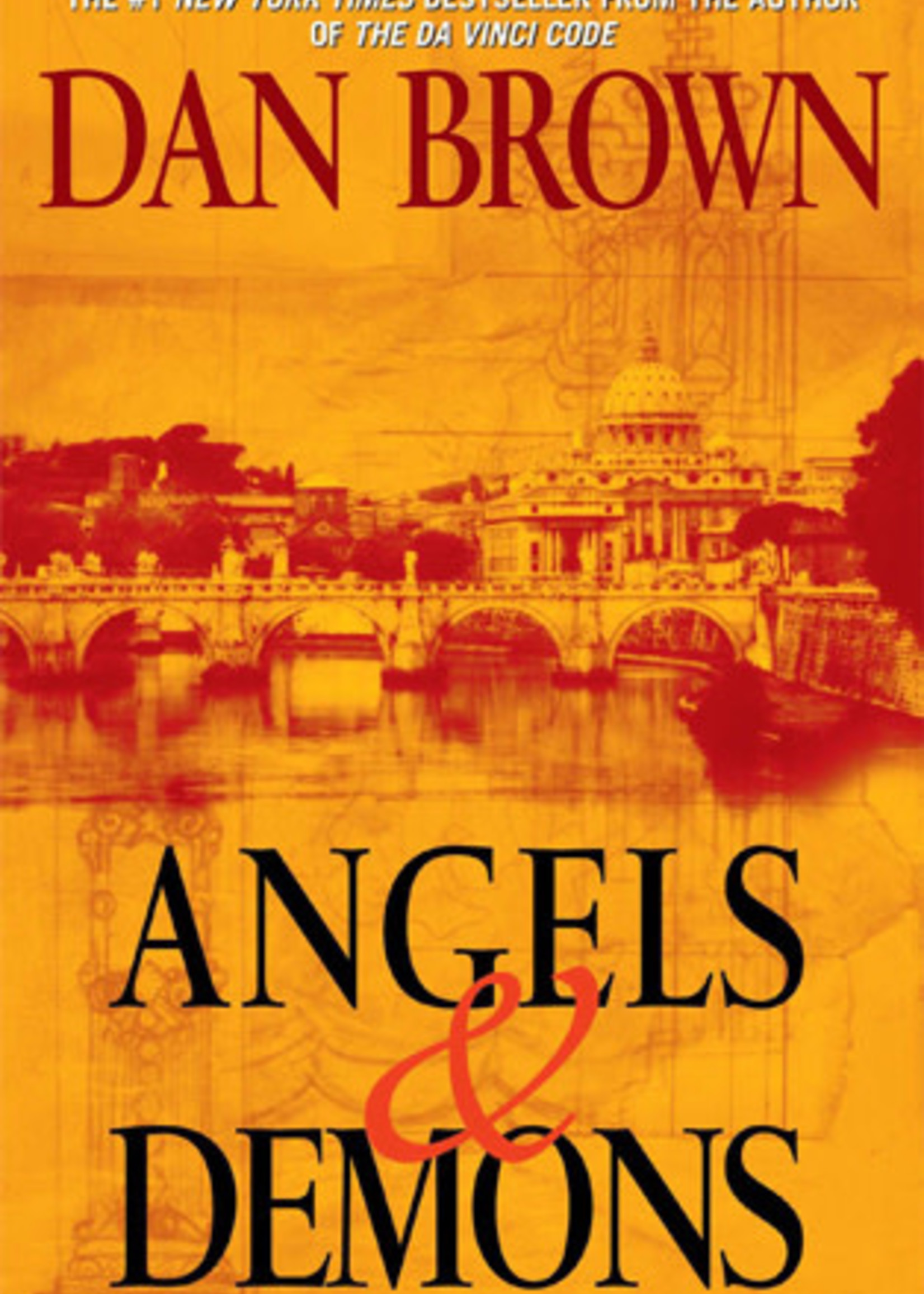 USED - Angels & Demons by Dan Brown