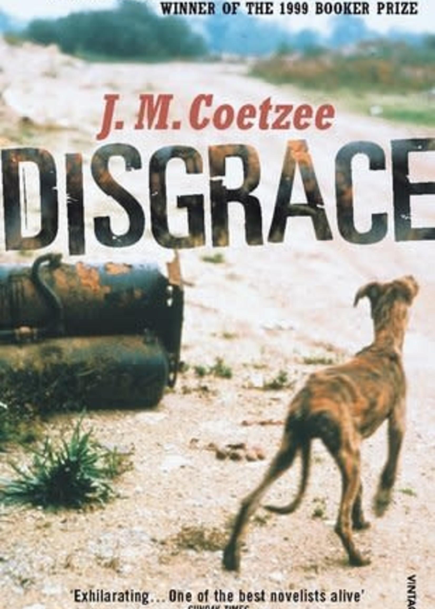 USED - Disgrace by J.M. Coetzee