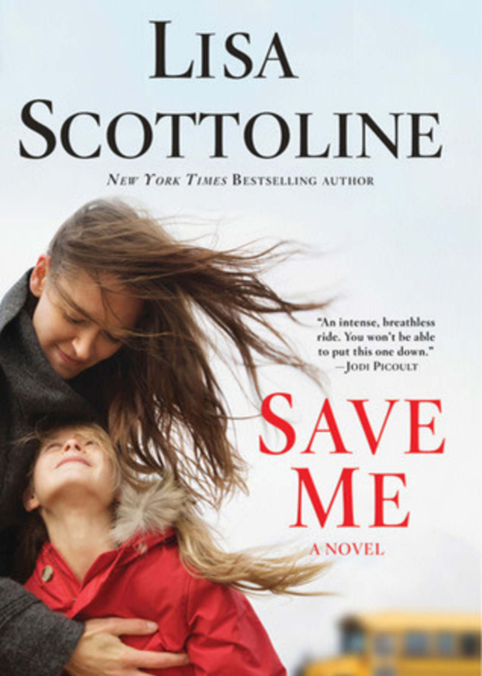 USED - Save Me by Lisa Scottoline