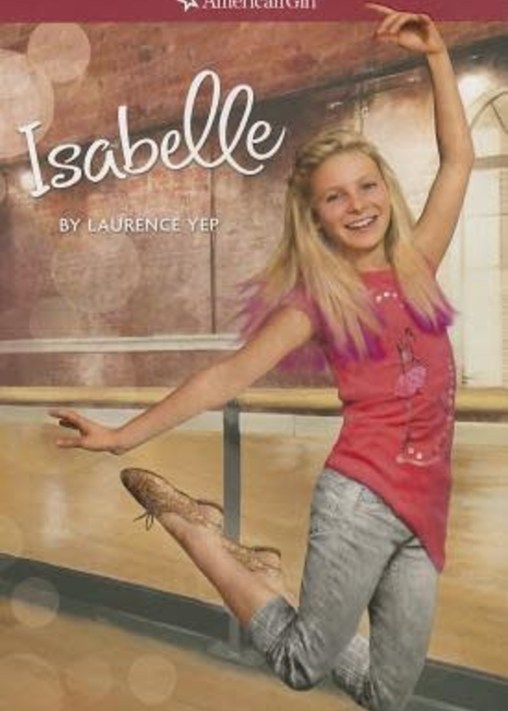 USED - Isabelle by Laurence Yep