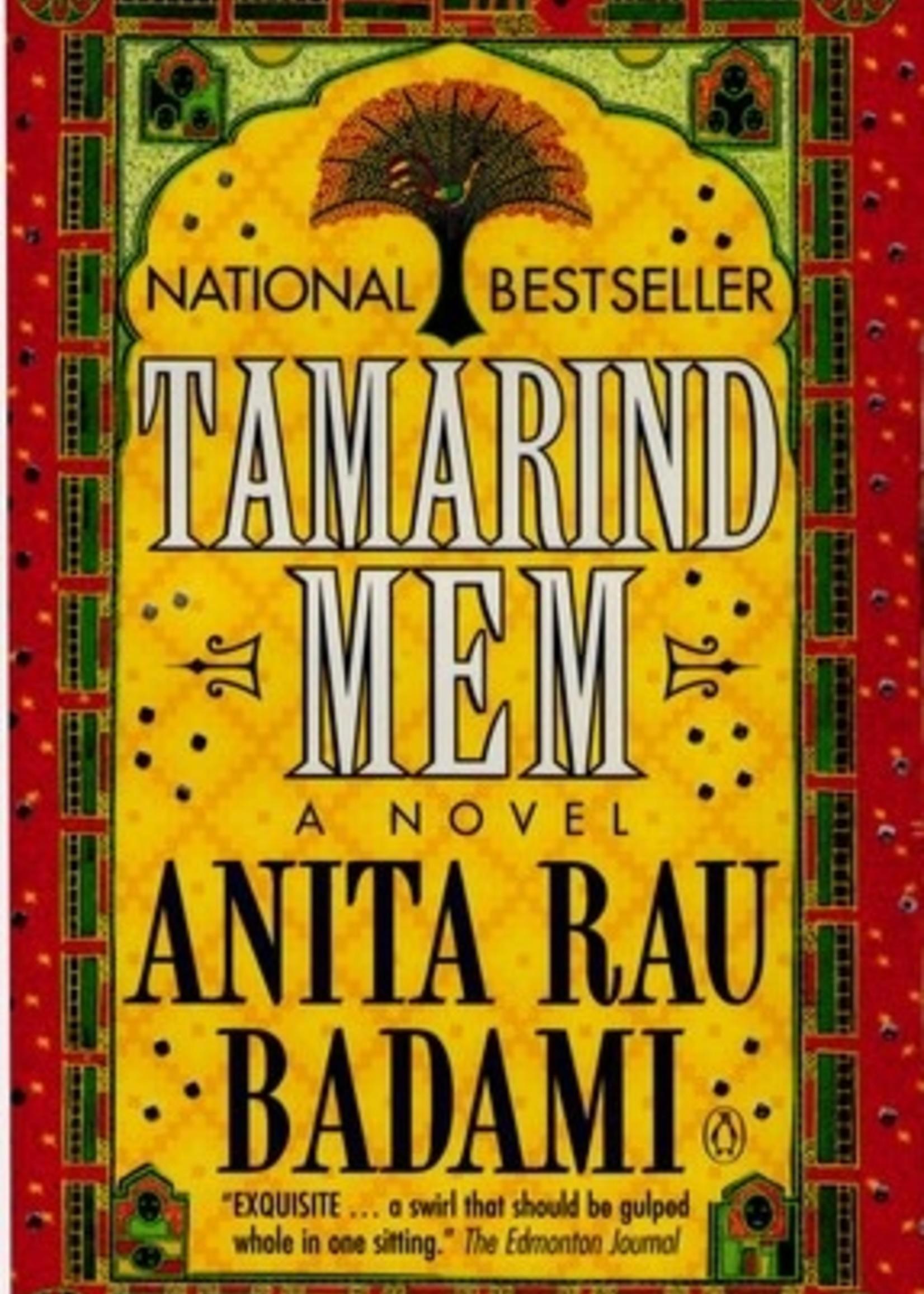 USED - Tamarind Mem by Anita Rau Badami