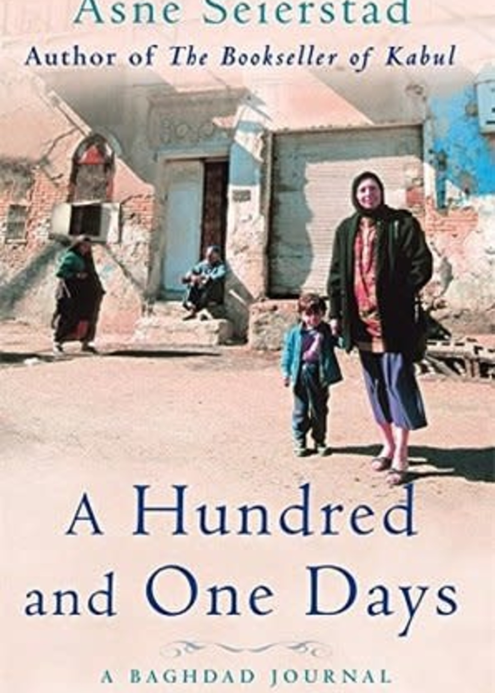 USED - A Hundred And One Days by Åsne Seierstad