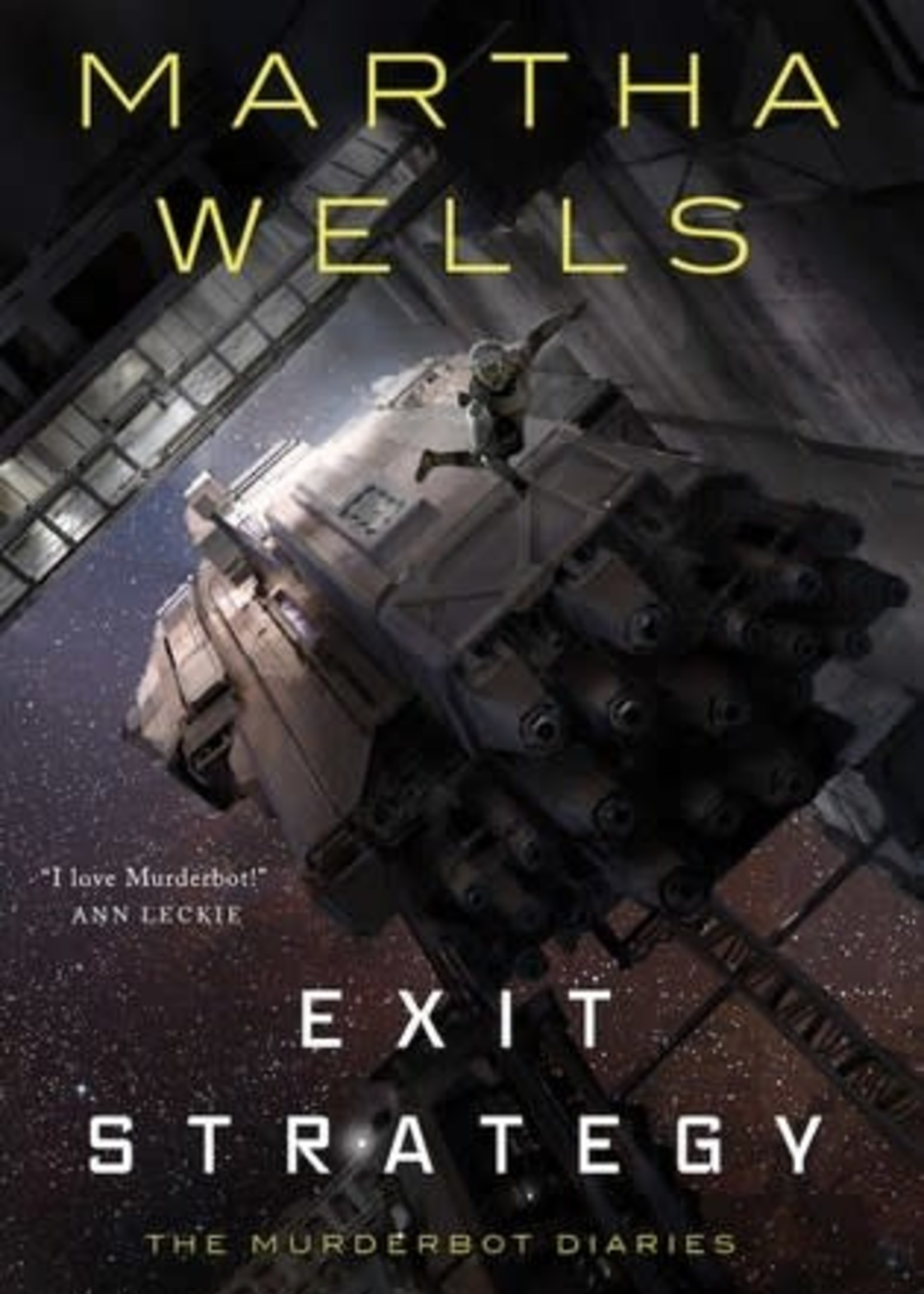 Exit Strategy by March Wells