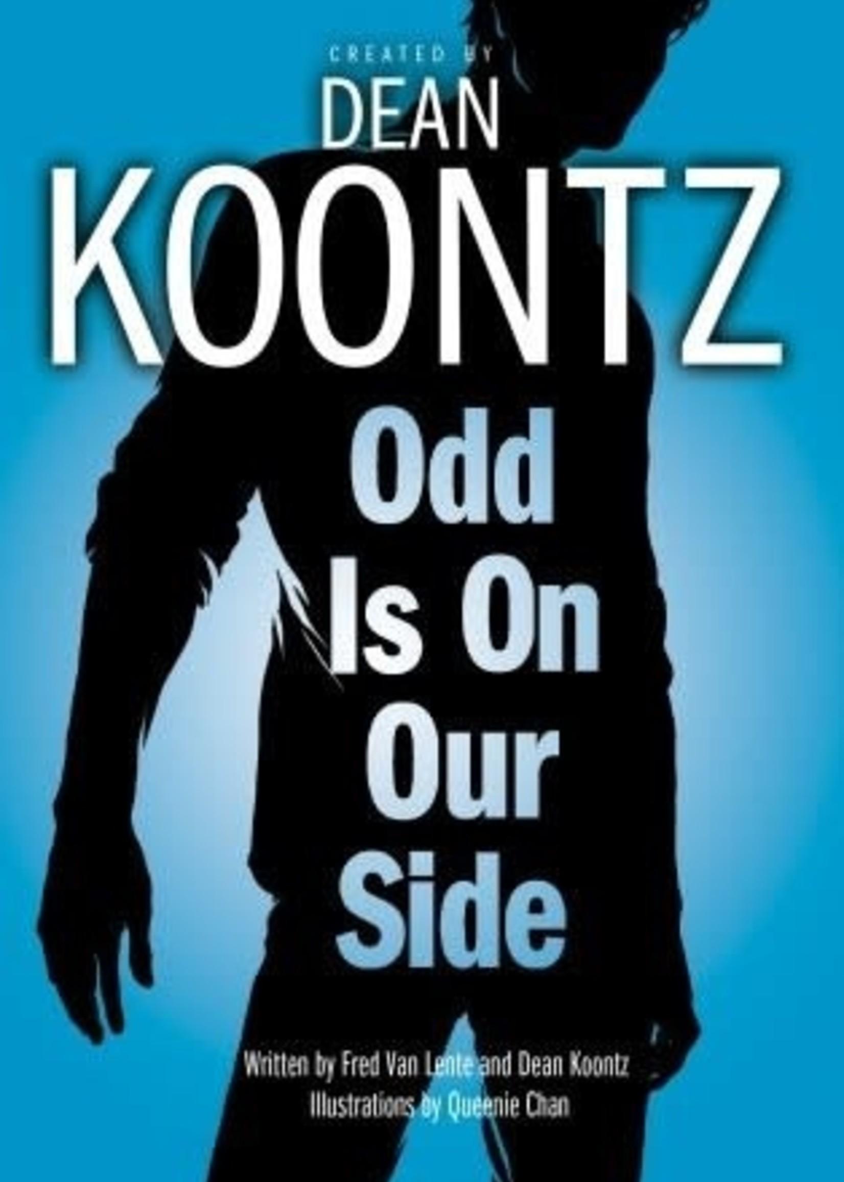 Odd Is on Our Side by Dean Koontz,  Fred Van Lente,  Queenie Chan