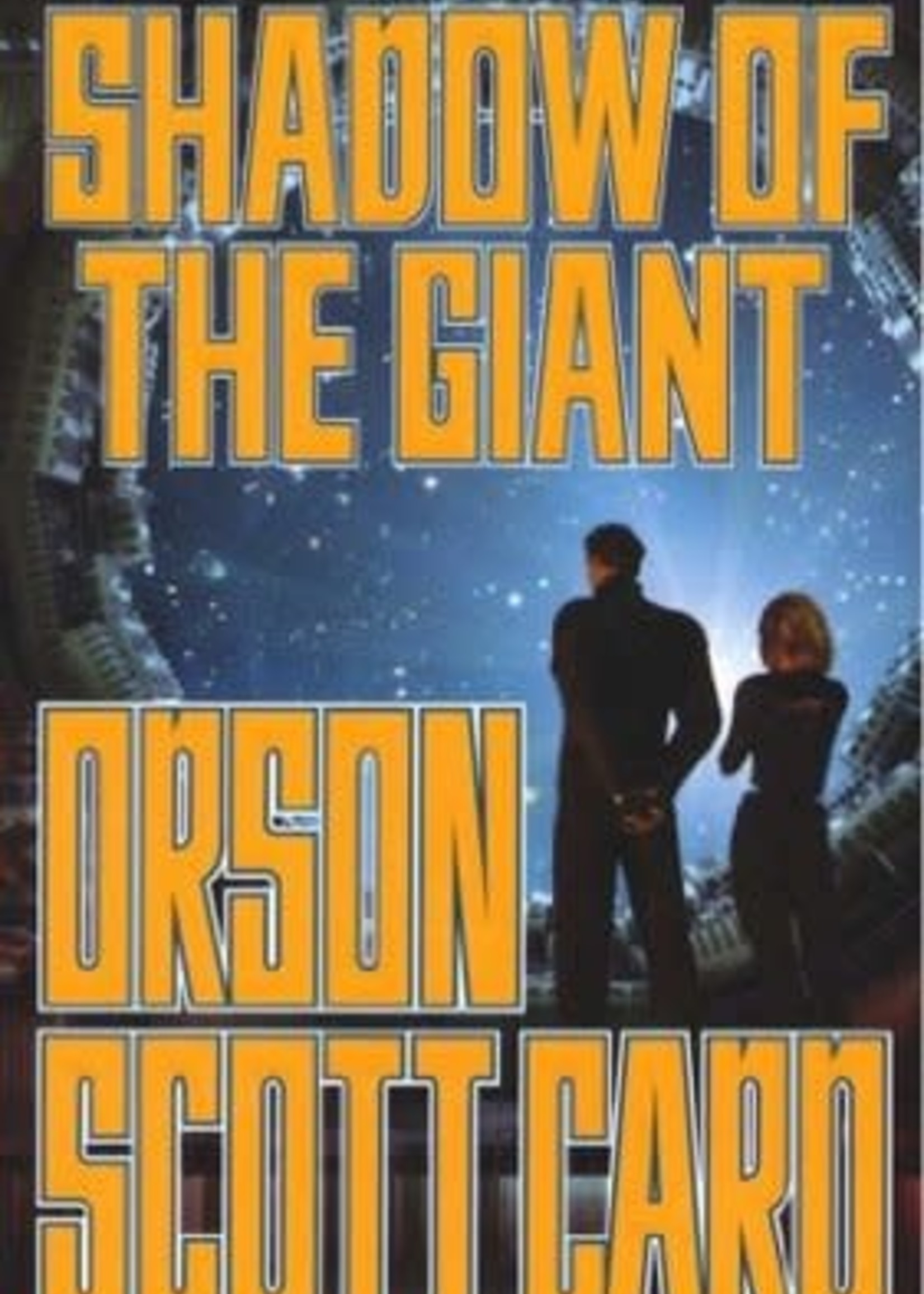 Shadow of the Giant (The Shadow Series #4) by Orson Scott Card