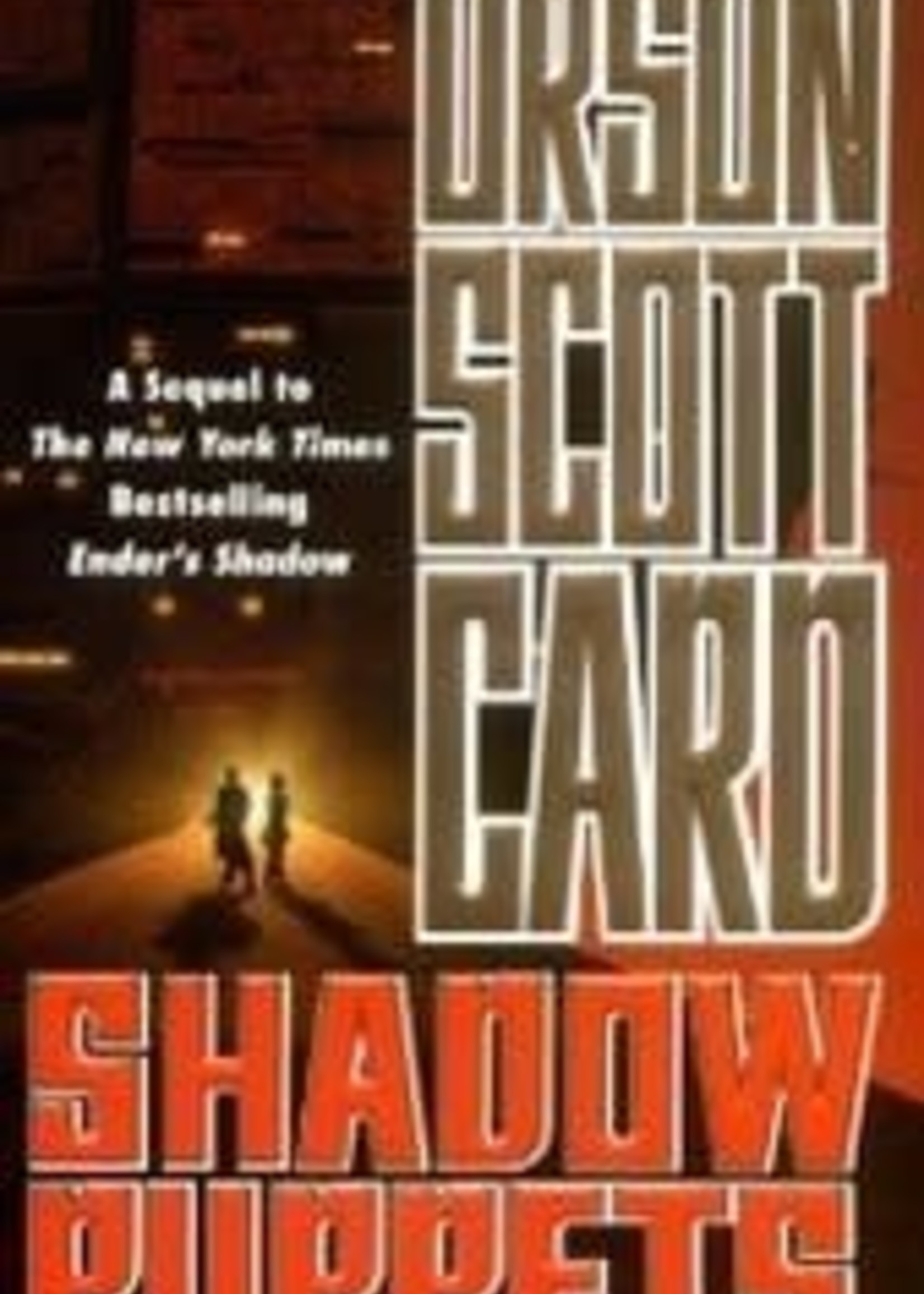 Shadow Puppets (The Shadow Series #3) by Orson Scott Card