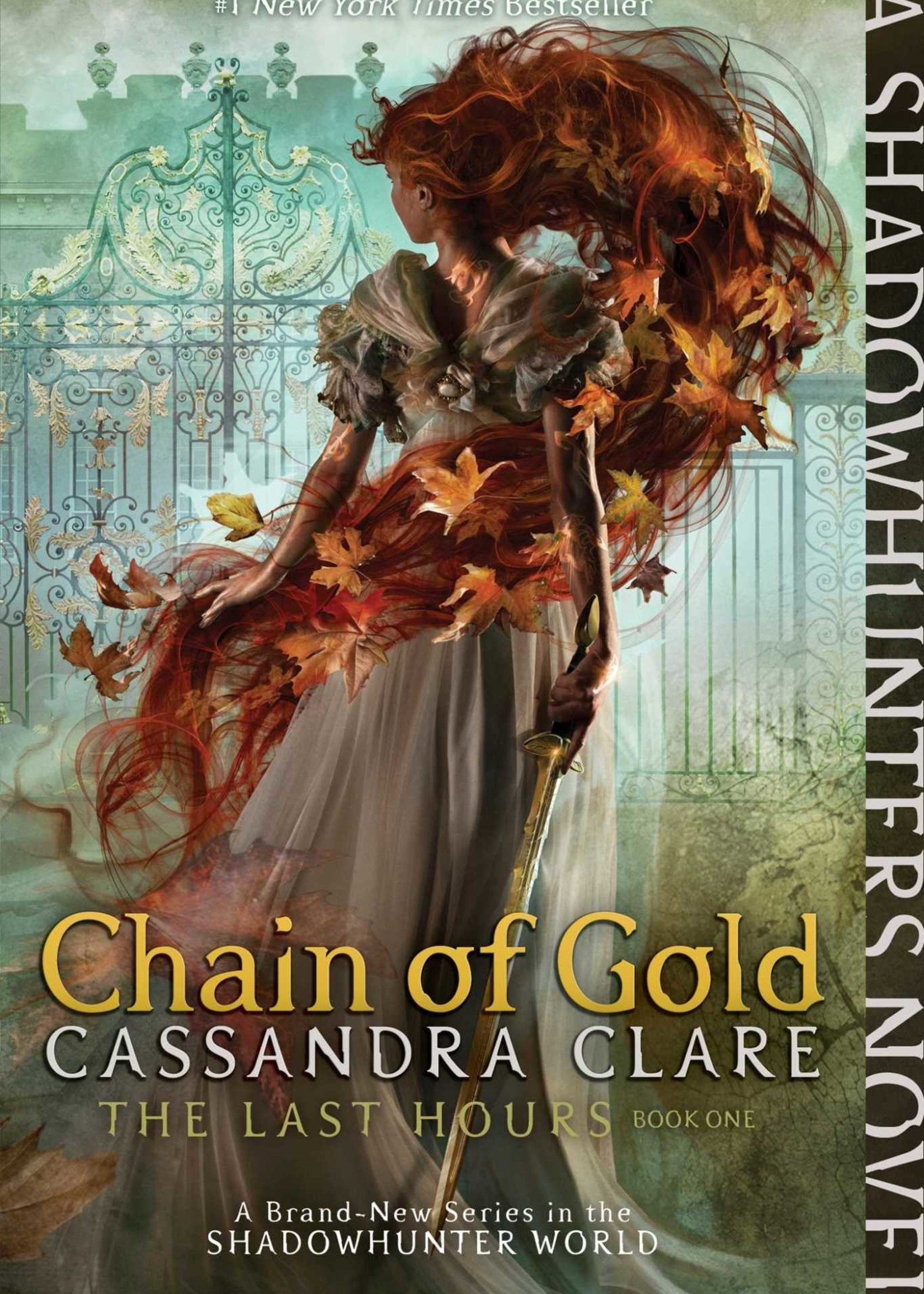 Chain of Gold (The Last Hours #1) by Cassandra Clare