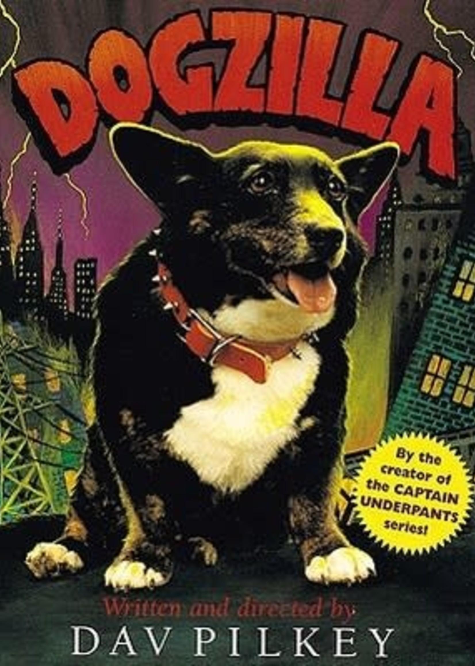 Dogzilla (digest) by Dav Pilkey