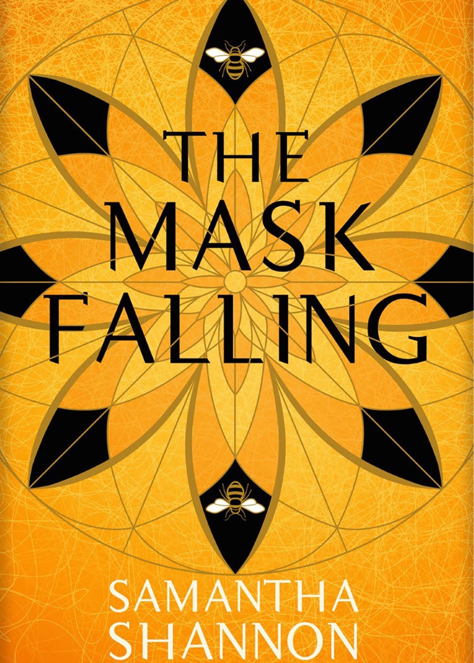 The Mask Falling (The Bone Season #4) by Samantha Shannon