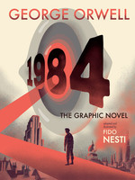 1984 by Fido Nesti, George Orwell