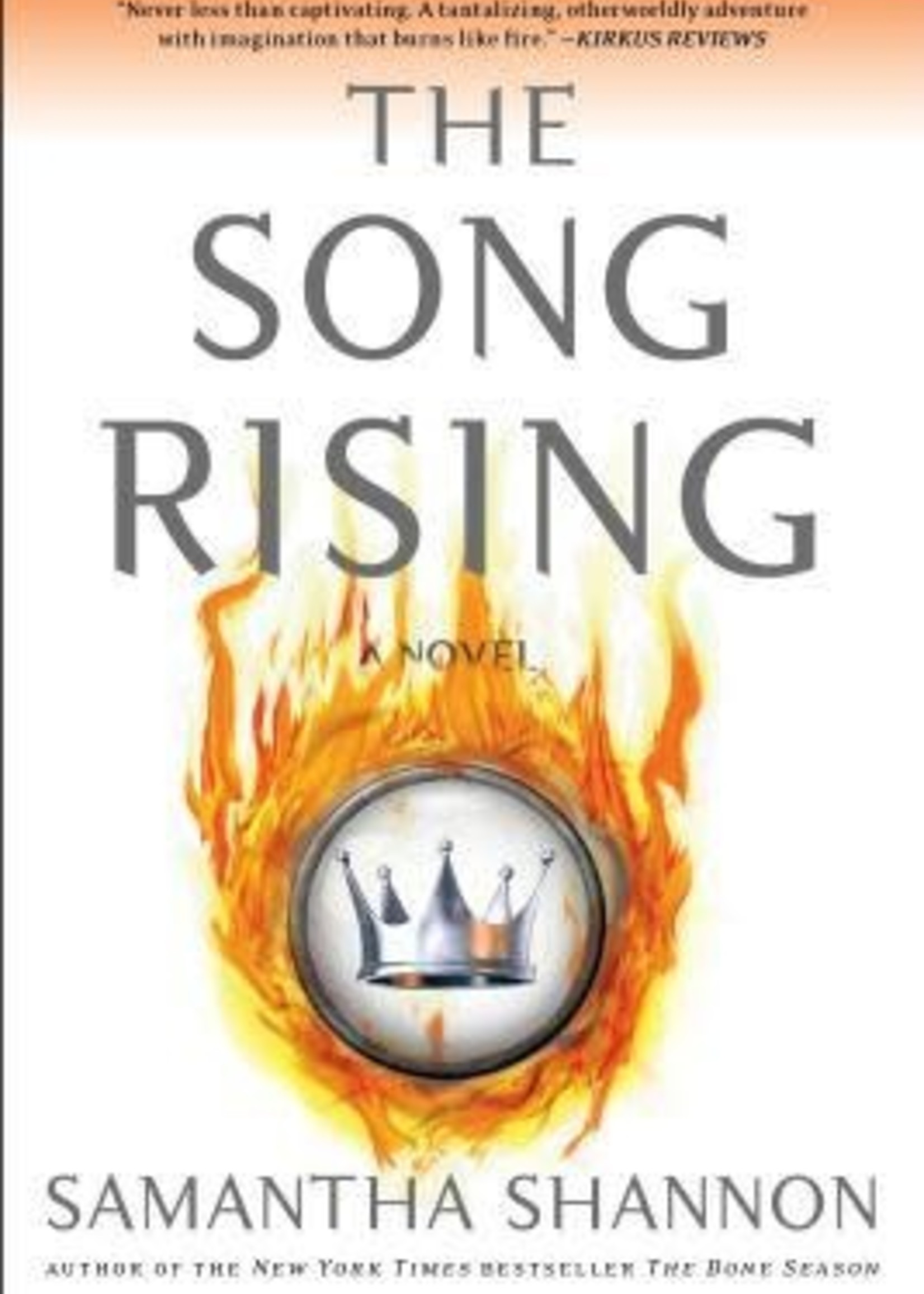 The Song Rising (The Bone Season #3) by Samantha Shannon