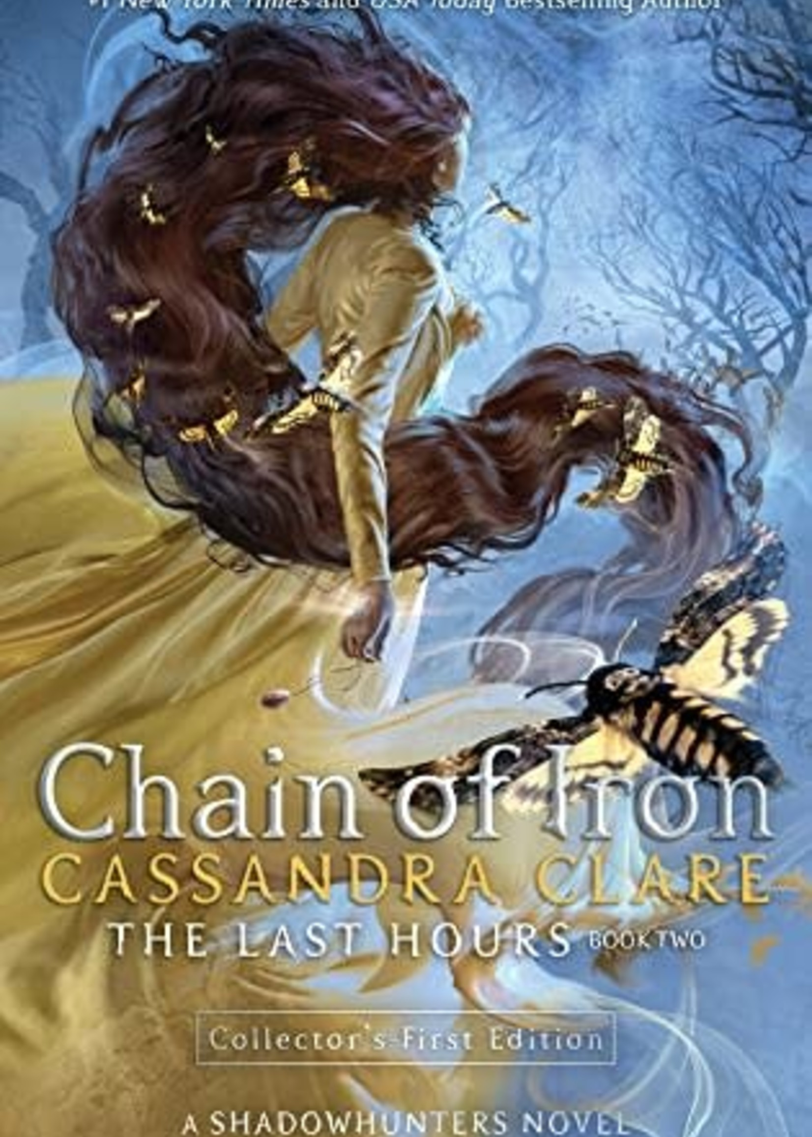 Chain of Iron (The Last Hours #2) by Cassandra Clare