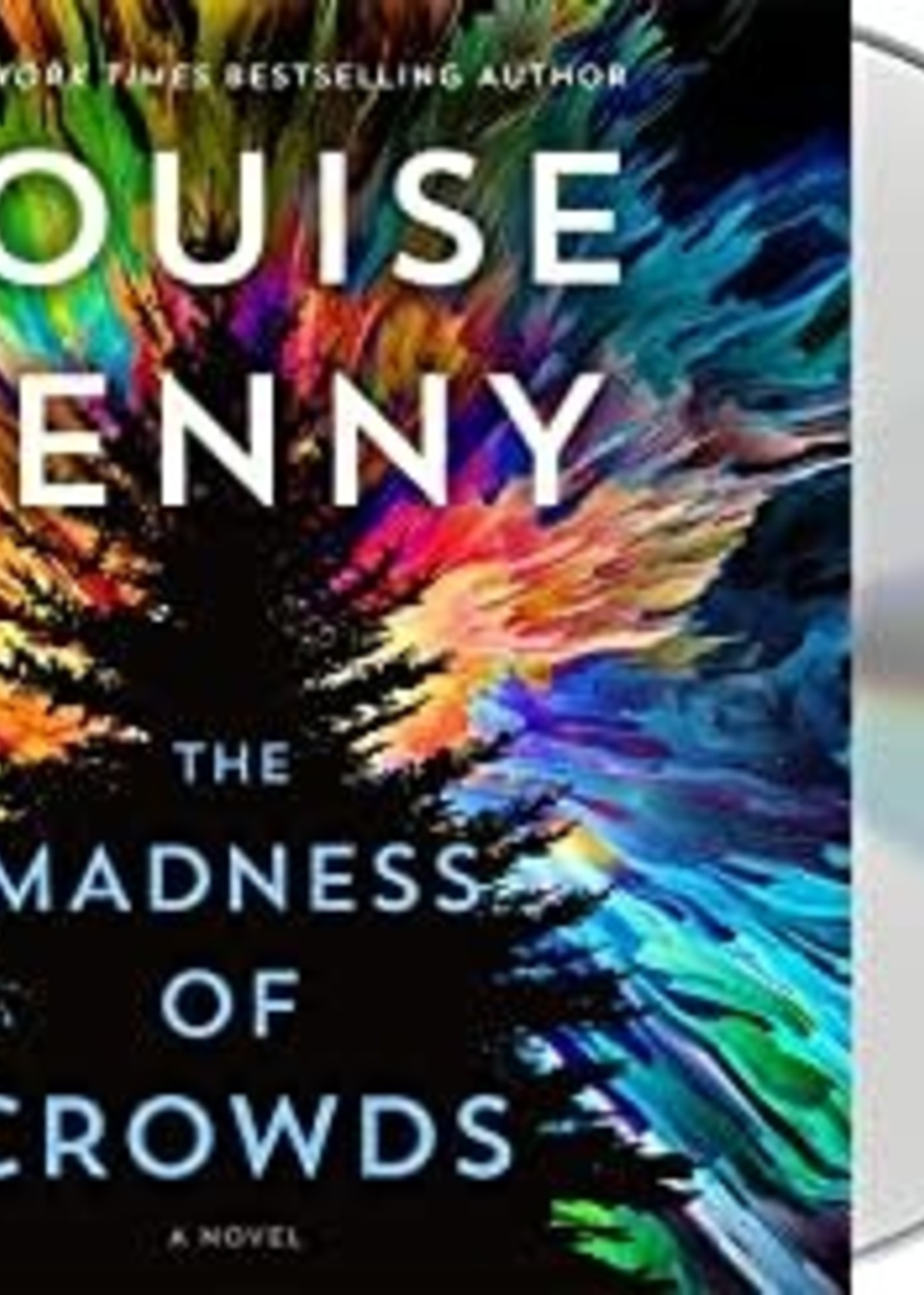 The Madness of Crowds (Chief Inspector Armand Gamache #17) by Louise Penny (Audio Book)