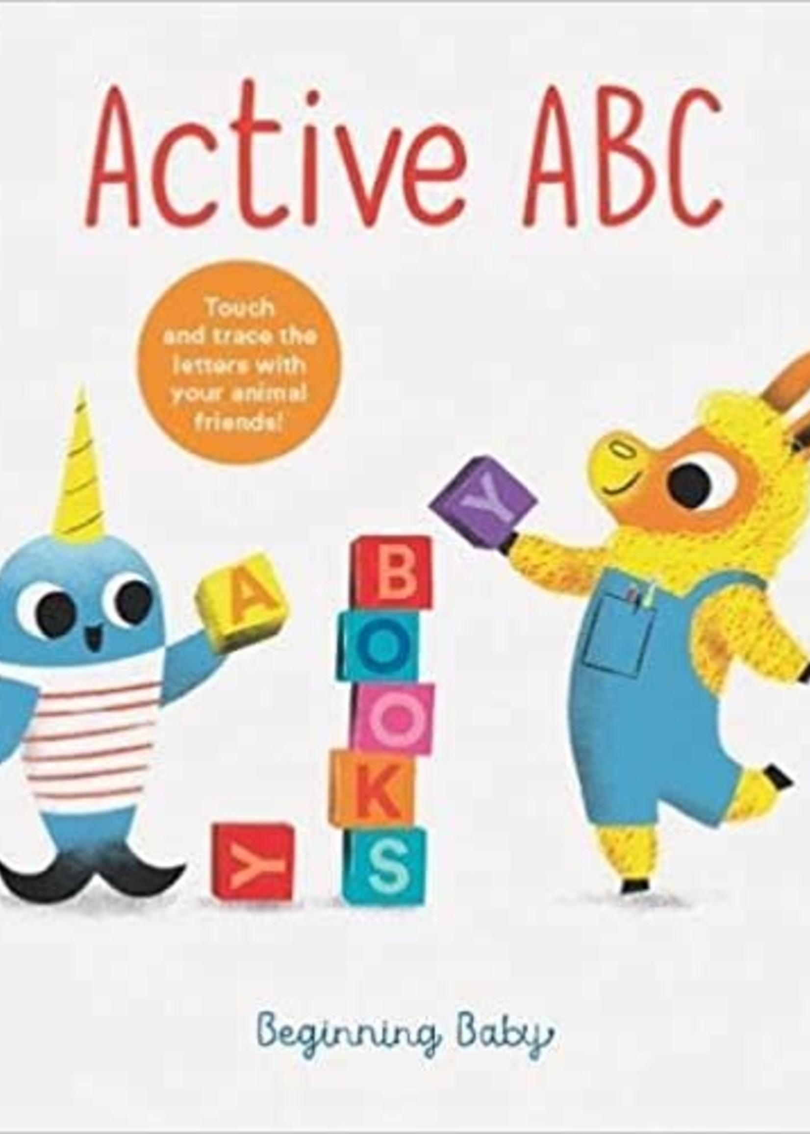 Active ABC: Beginning Baby by Nicola Slater