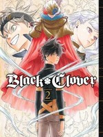 Black Clover, Vol. 2 by Yûki Tabata