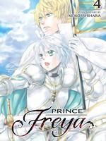 Prince Freya, Vol. 4 by Keiko Ishihara