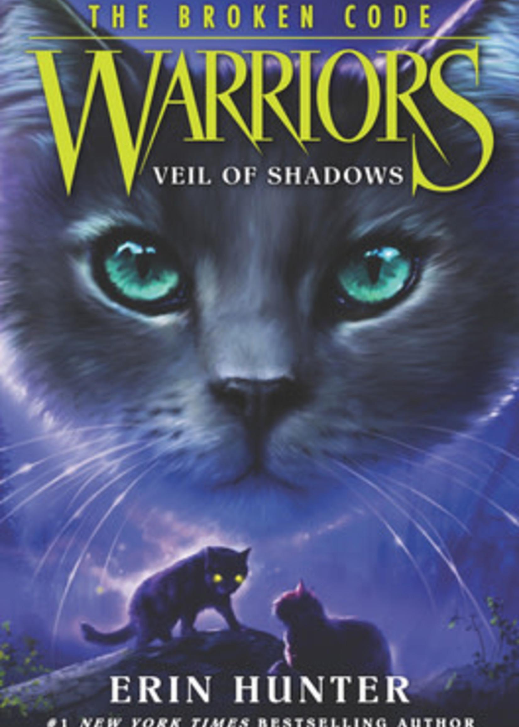 Veil of Shadows (Warriors: The Broken Code #3) by Erin Hunter