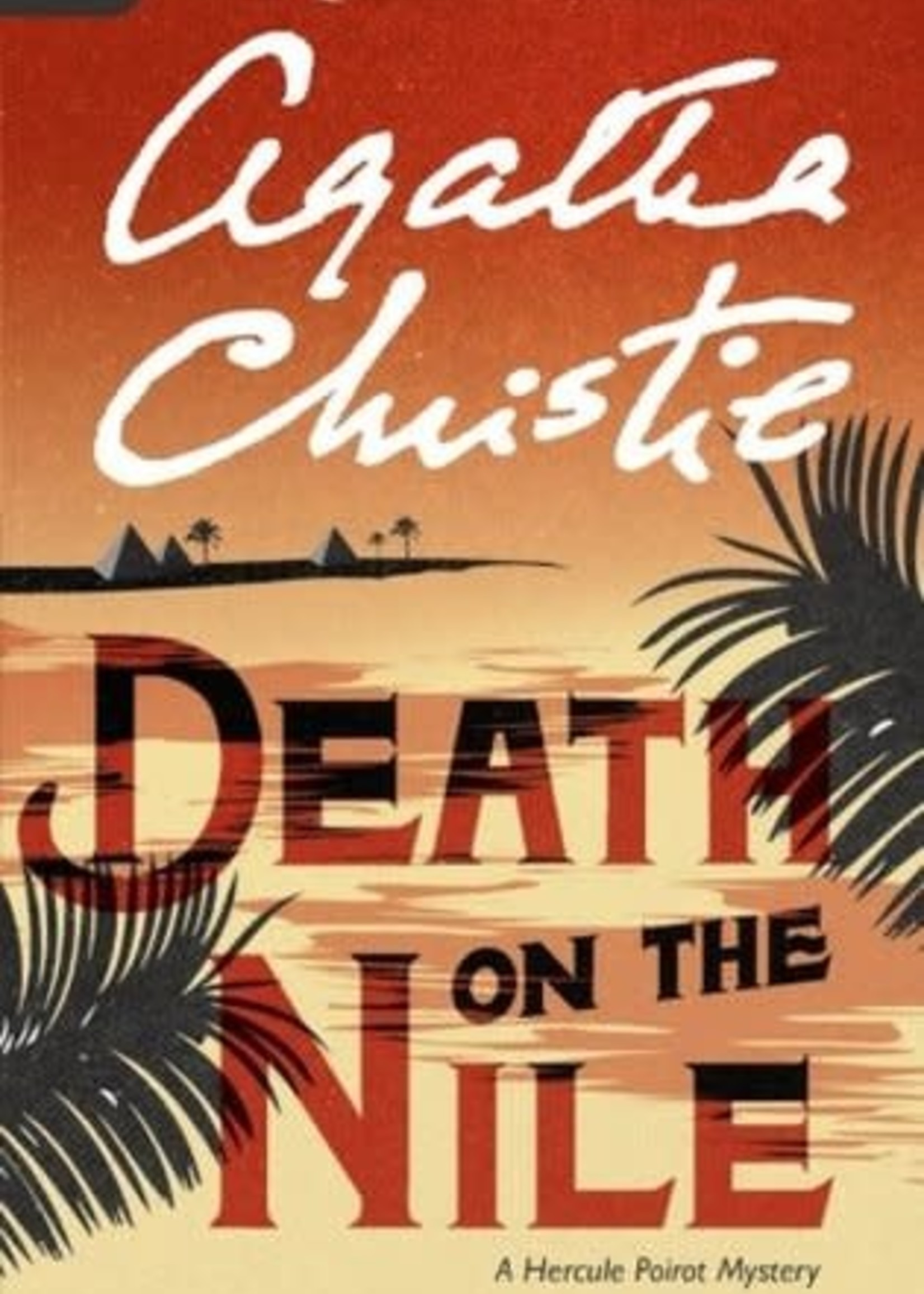Death on the Nile (Hercule Poirot #22) by Agatha Christie