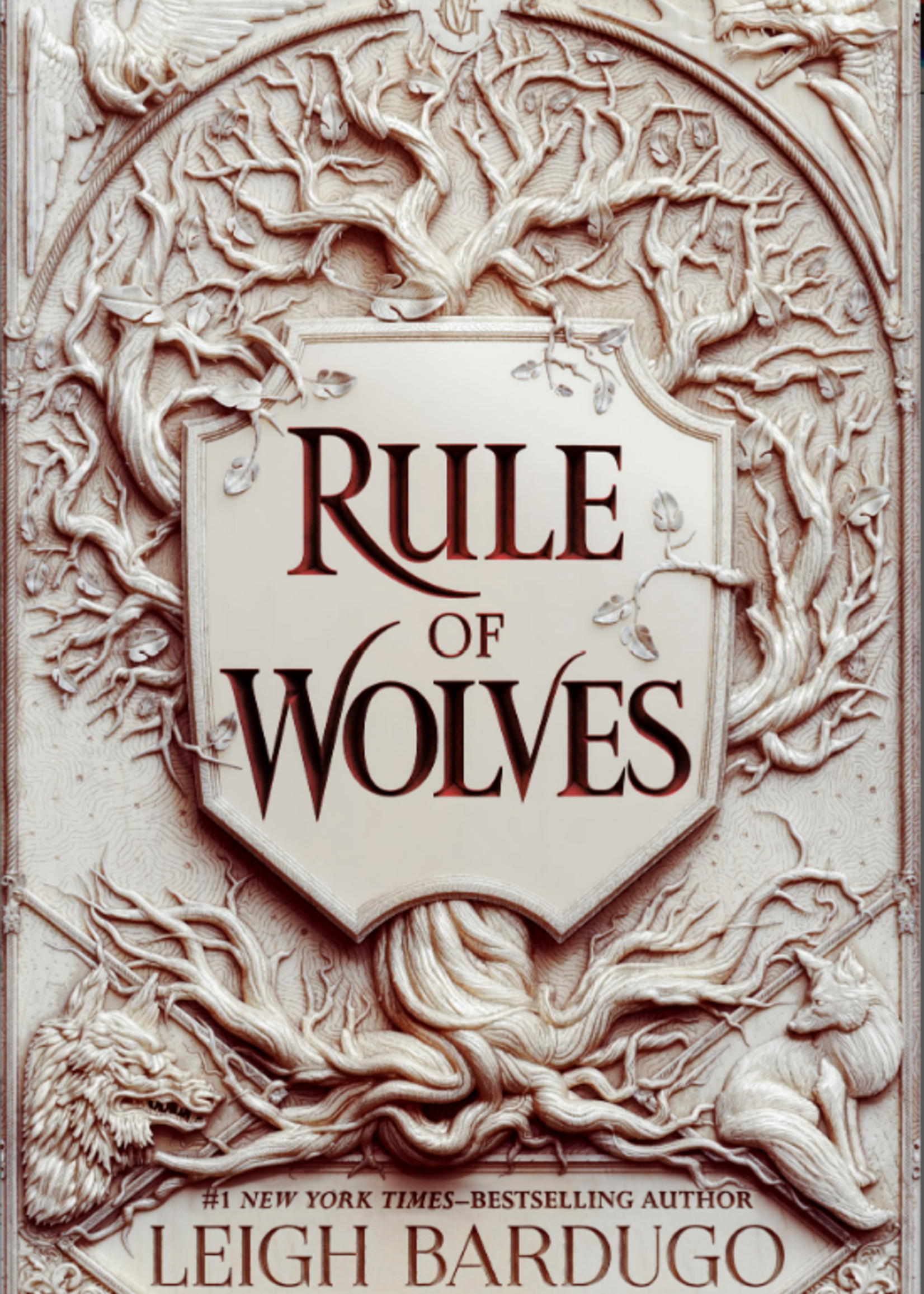 Rule of Wolves (King of Scars #2) by Leigh Bardugo