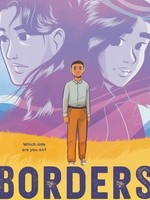 Borders Graphic Novel by Thomas King,  Natasha Donovan