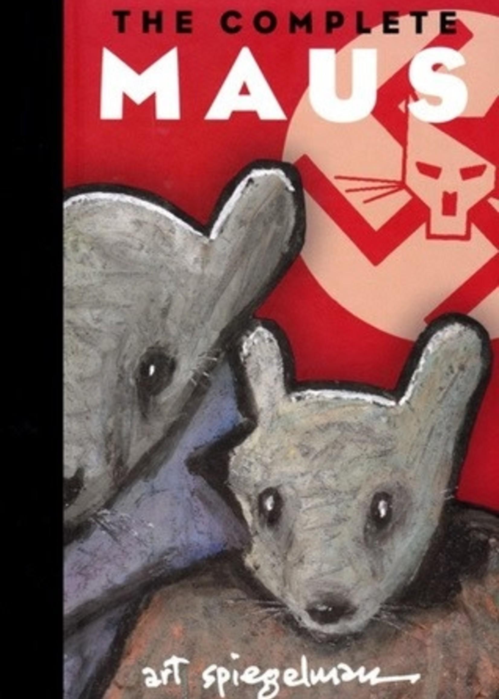 The Complete Maus: A Survivor's Tale (Maus #1-2) by Art Spiegelman