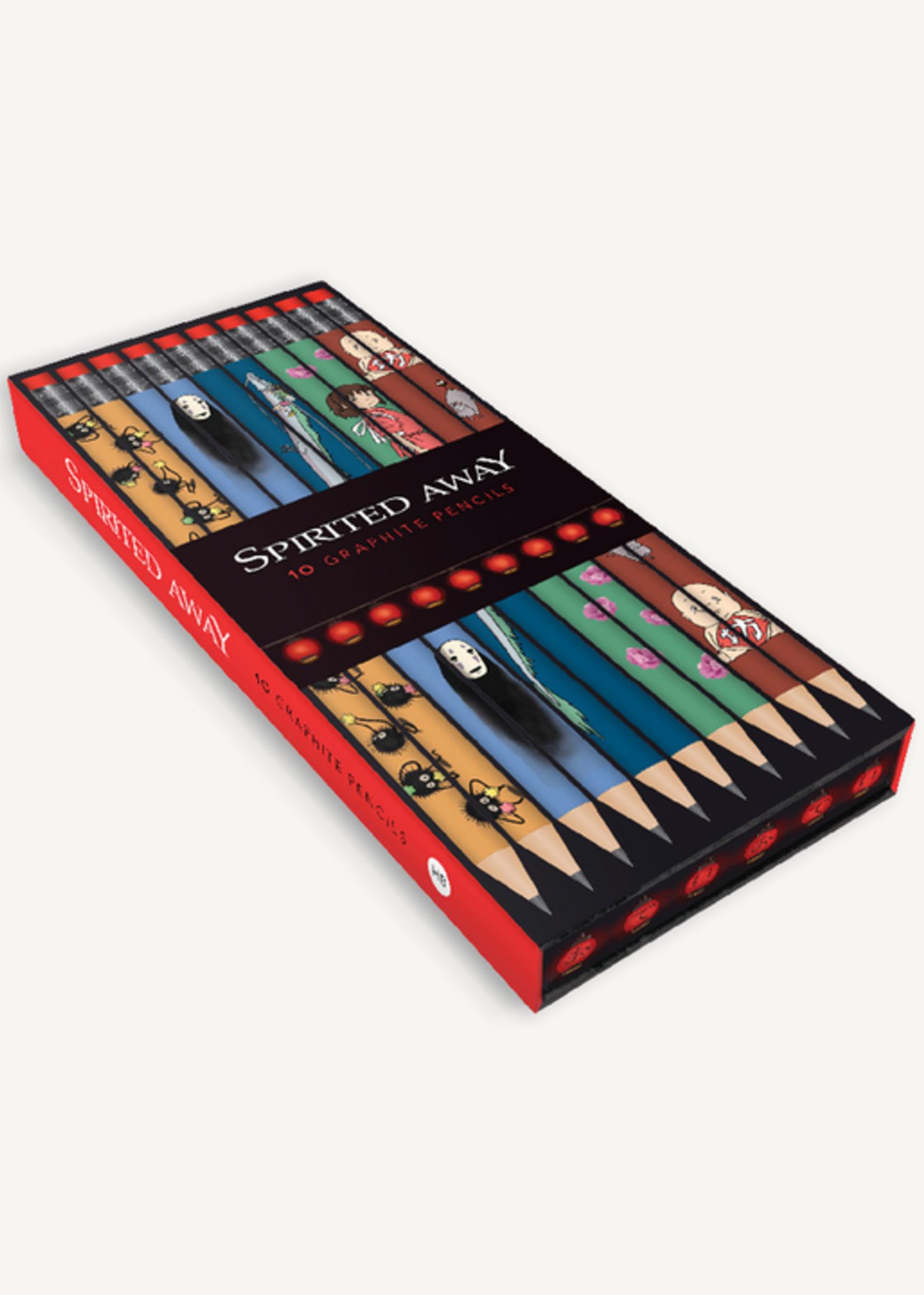 Spirited Away Pencils by Studio Ghibli
