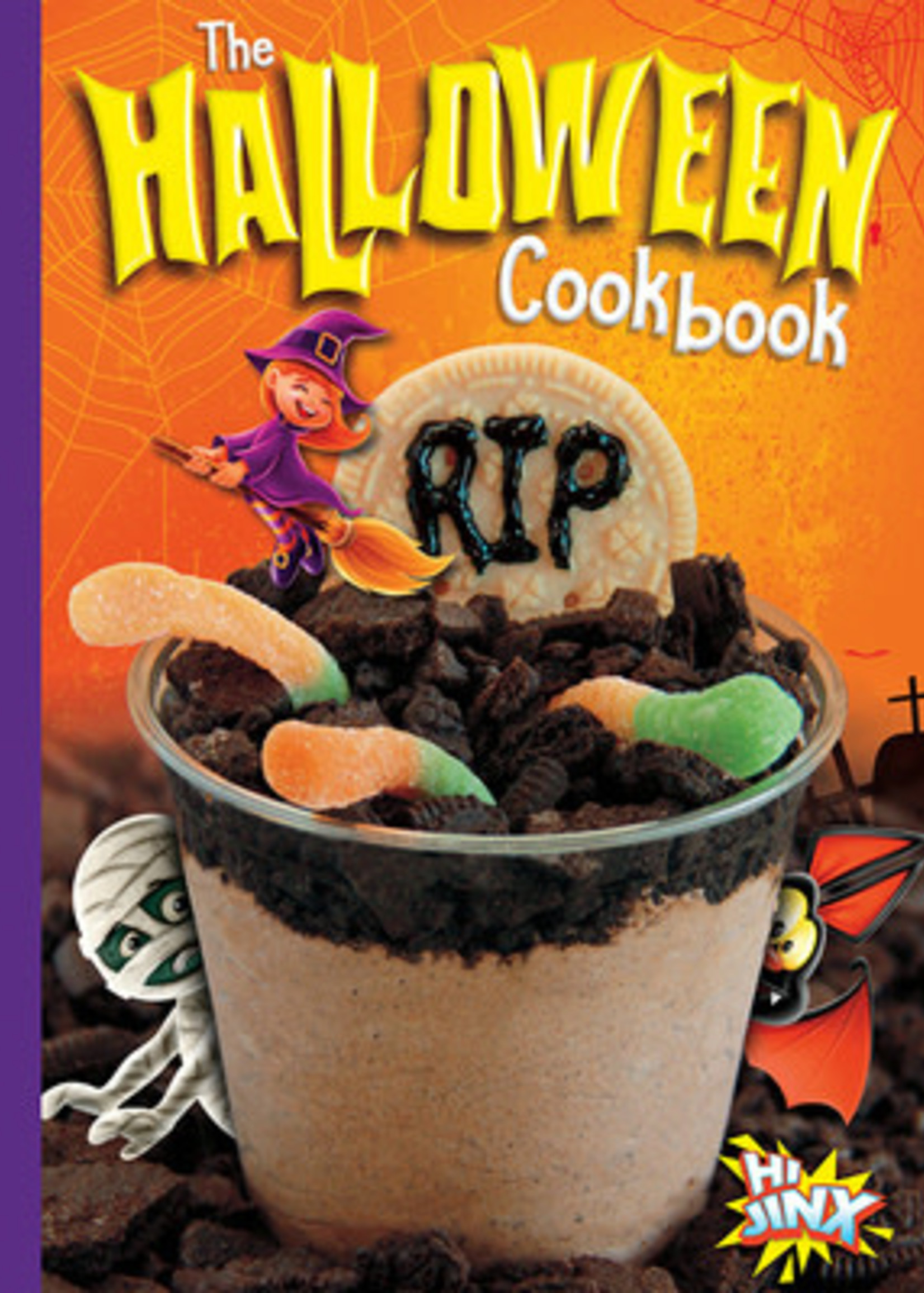 The Halloween Cookbook by Mary Lou Caswell,  Deanna Caswell