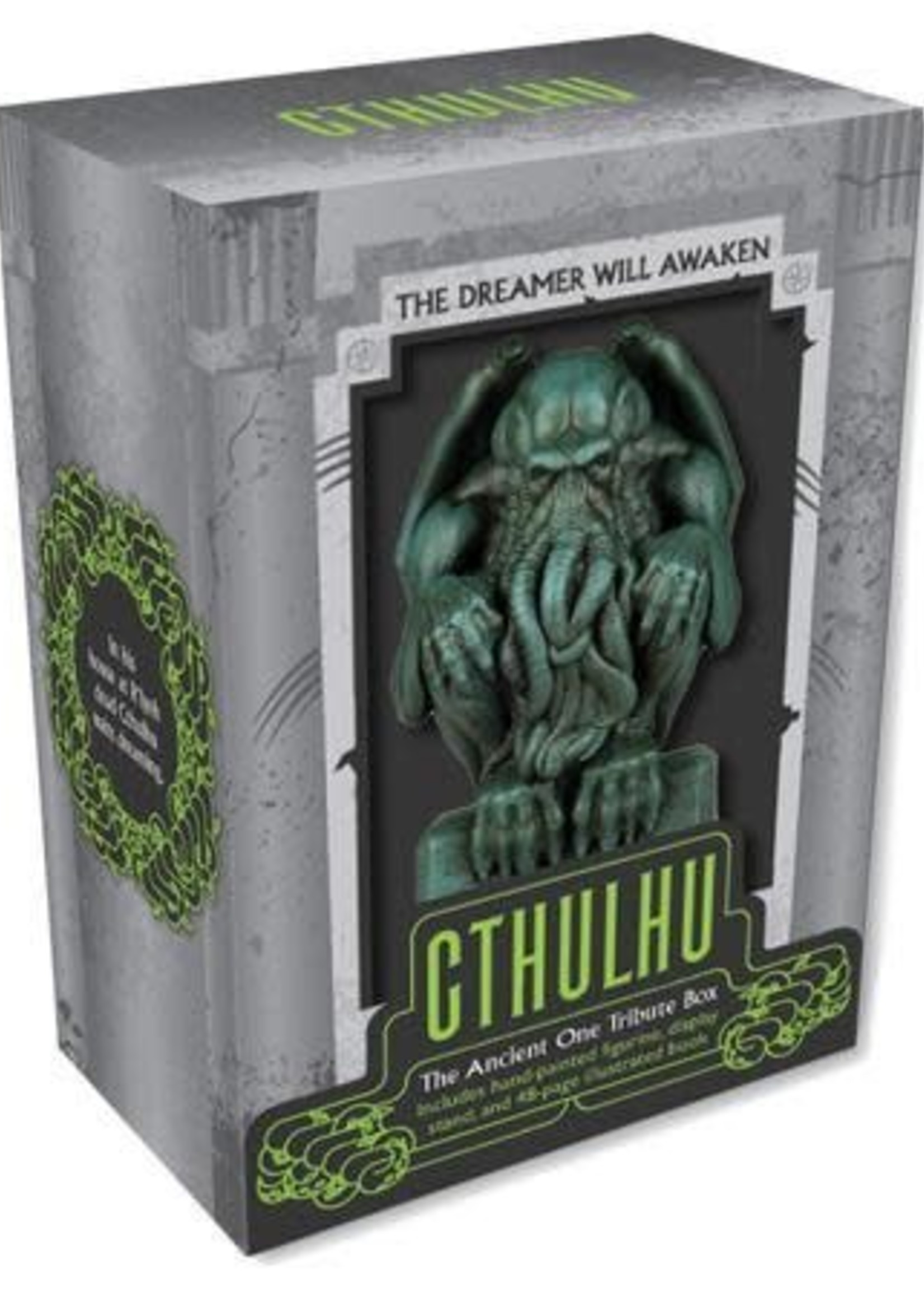 Cthulhu: The Ancient One Tribute Box BY STEVE MOCKUS