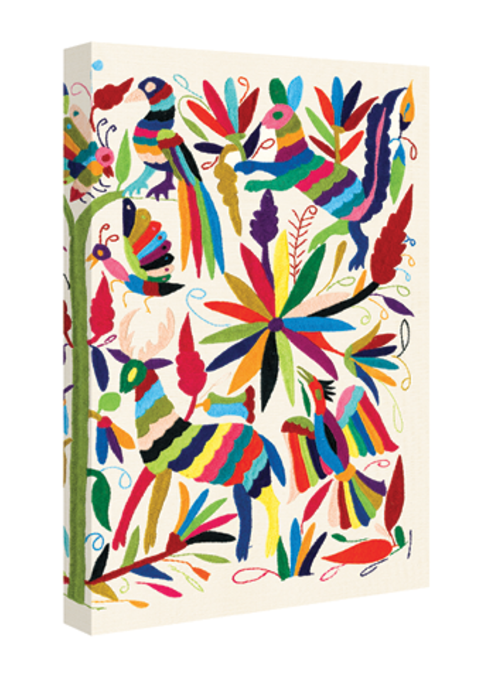 Otomi Journal: Embroidered Textile Art from Mexico by Princeton Architectural Press