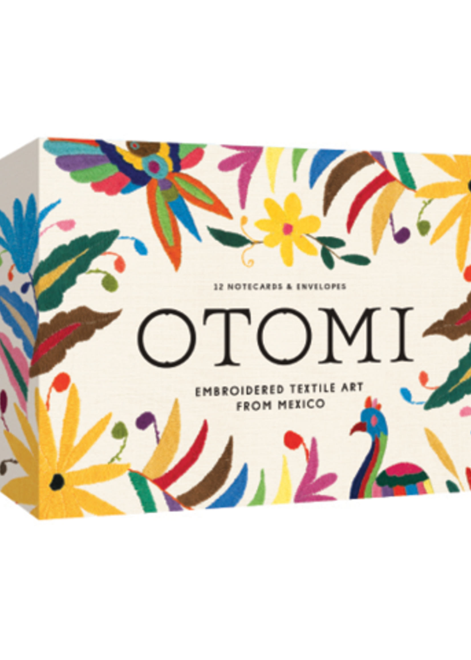 Otomi Notecards by Princeton Architectural Press