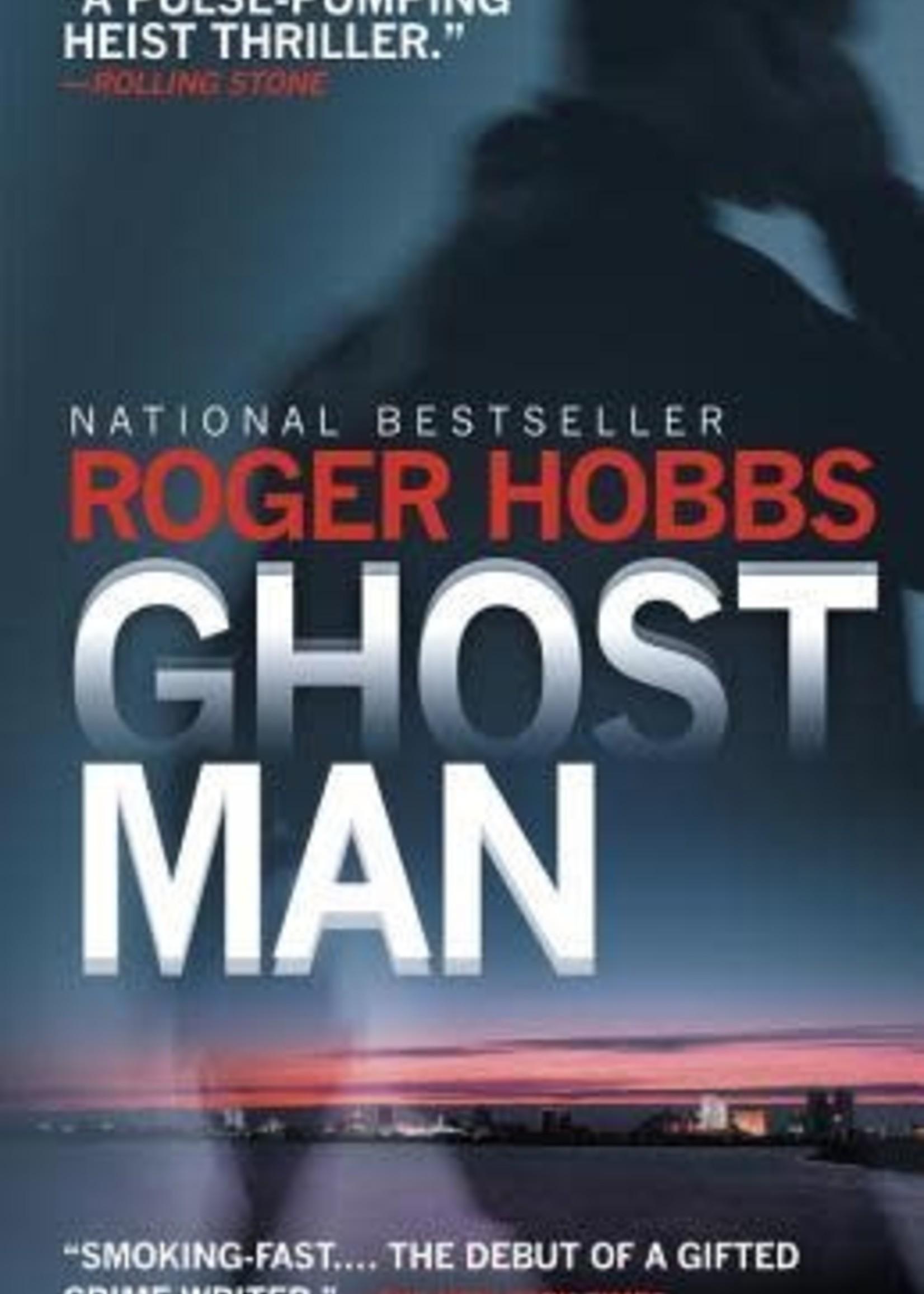 Ghostman (Jack White #1) by Roger Hobbs
