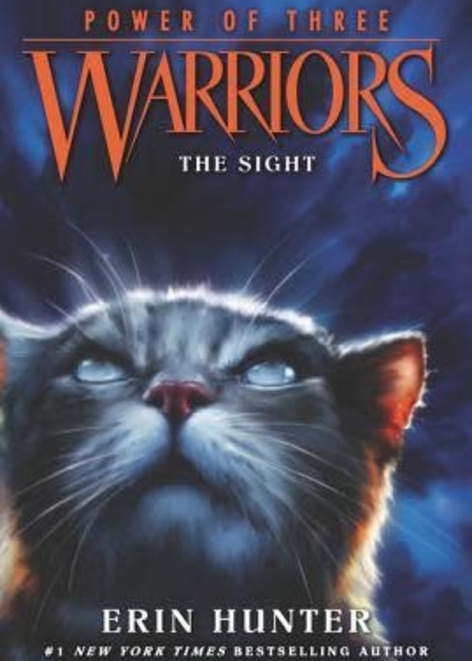 The Sight (Warriors: Power of Three #1) by Erin Hunter