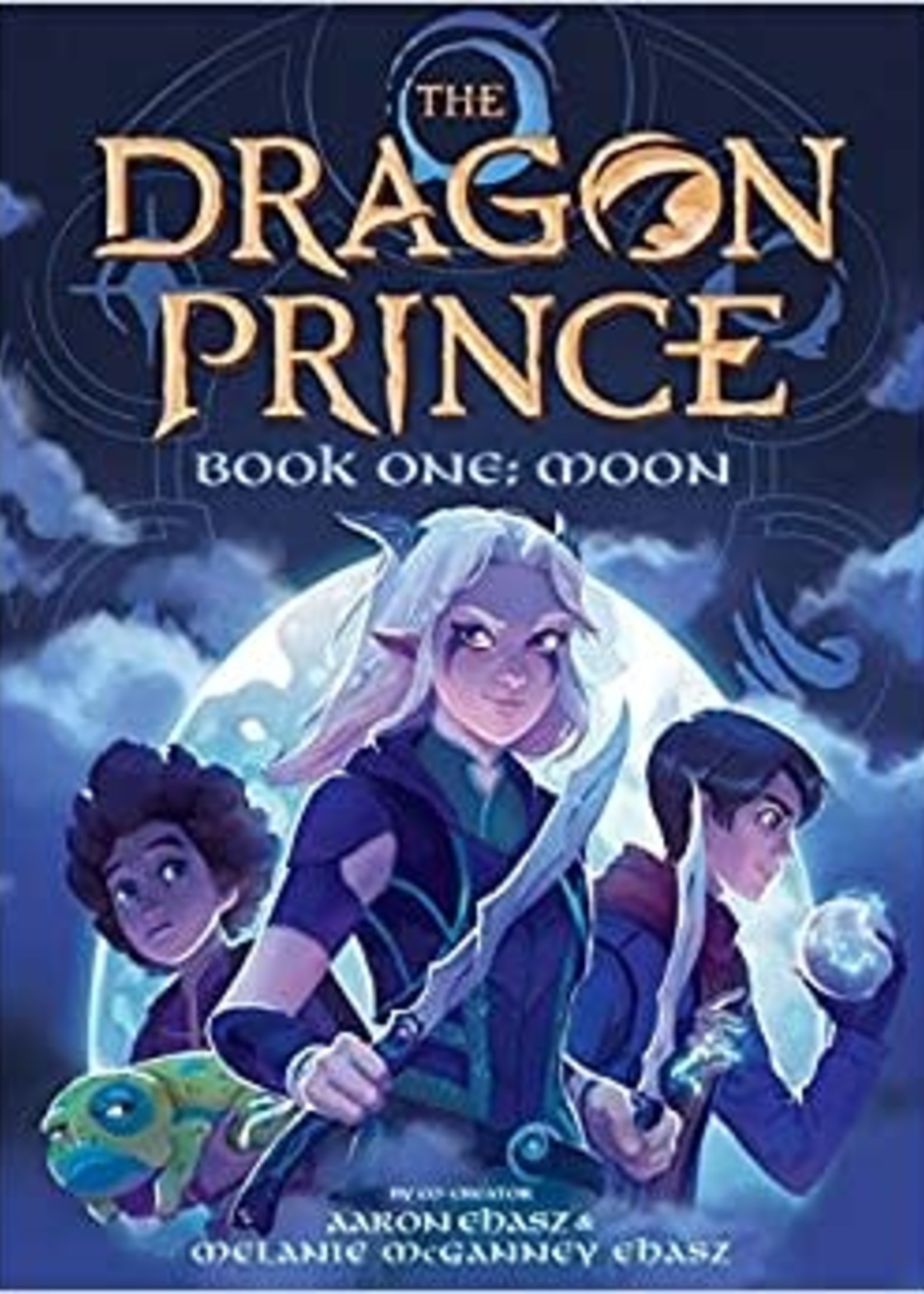 Book One: Moon (The Dragon Prince) by Aaron Ehasz