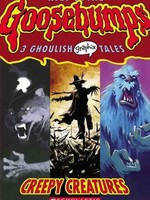 Creepy Creatures (Goosebumps Graphix #1) by R.L. Stine
