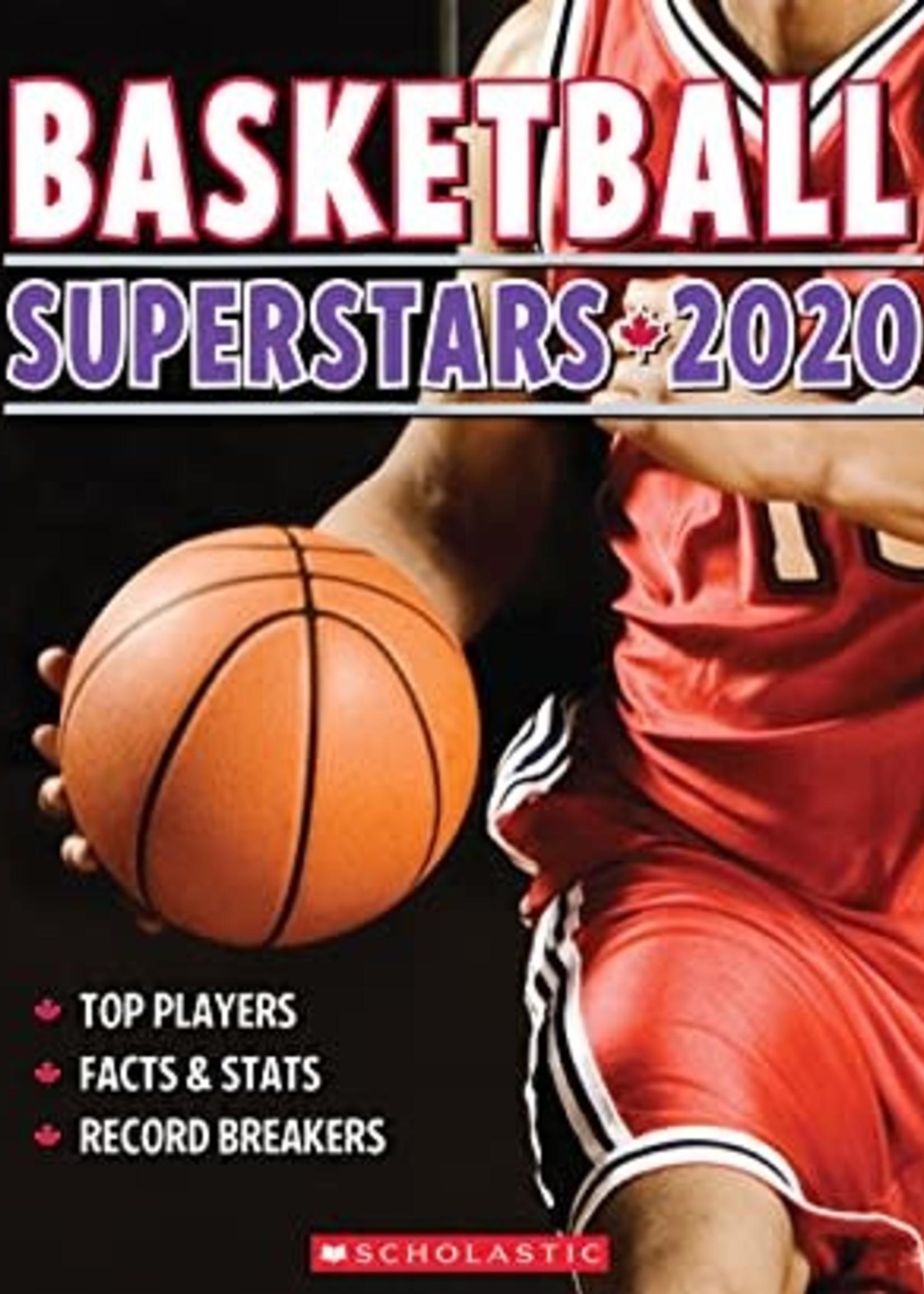 Basketball Superstars 2020 by K.C. Kelley