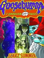 Scary Summer (Goosebumps Graphix #3) by R.L. Stine