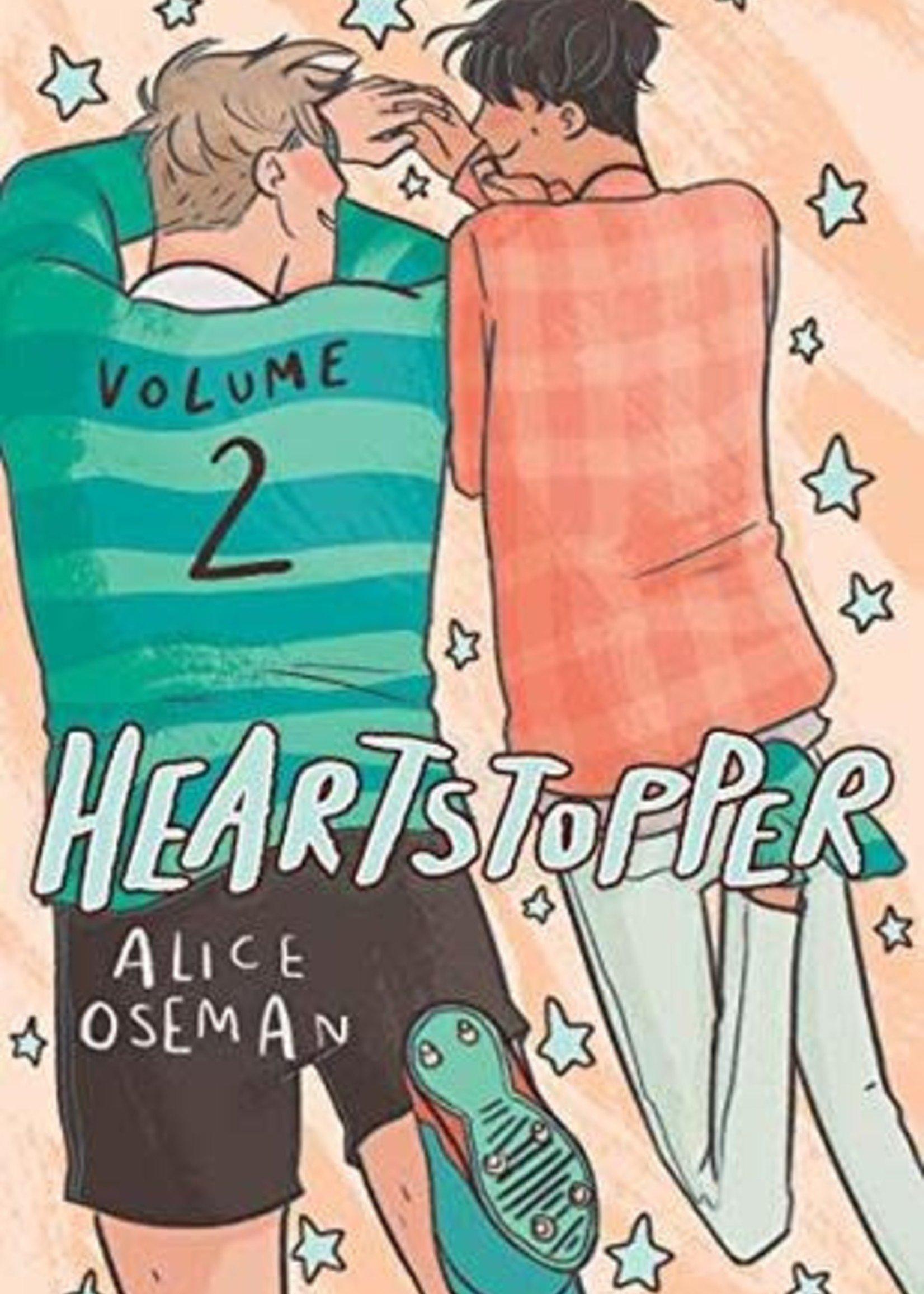 Heartstopper: Volume Two (Heartstopper #2) by Alice Oseman