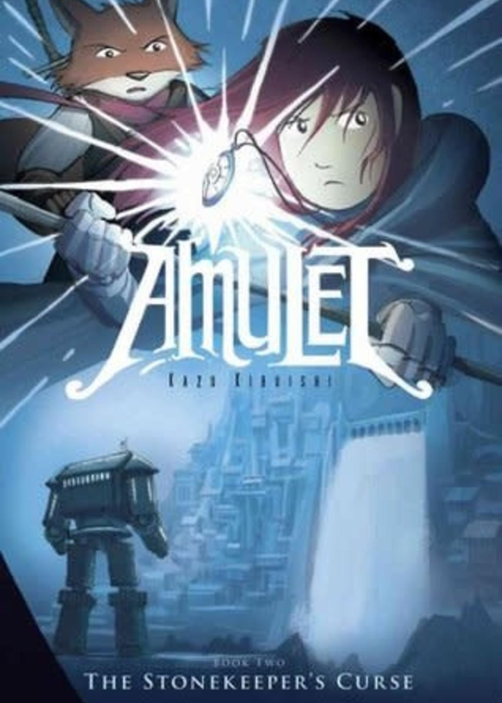 The Stonekeeper's Curse (Amulet #2) by Kazu Kibuishi