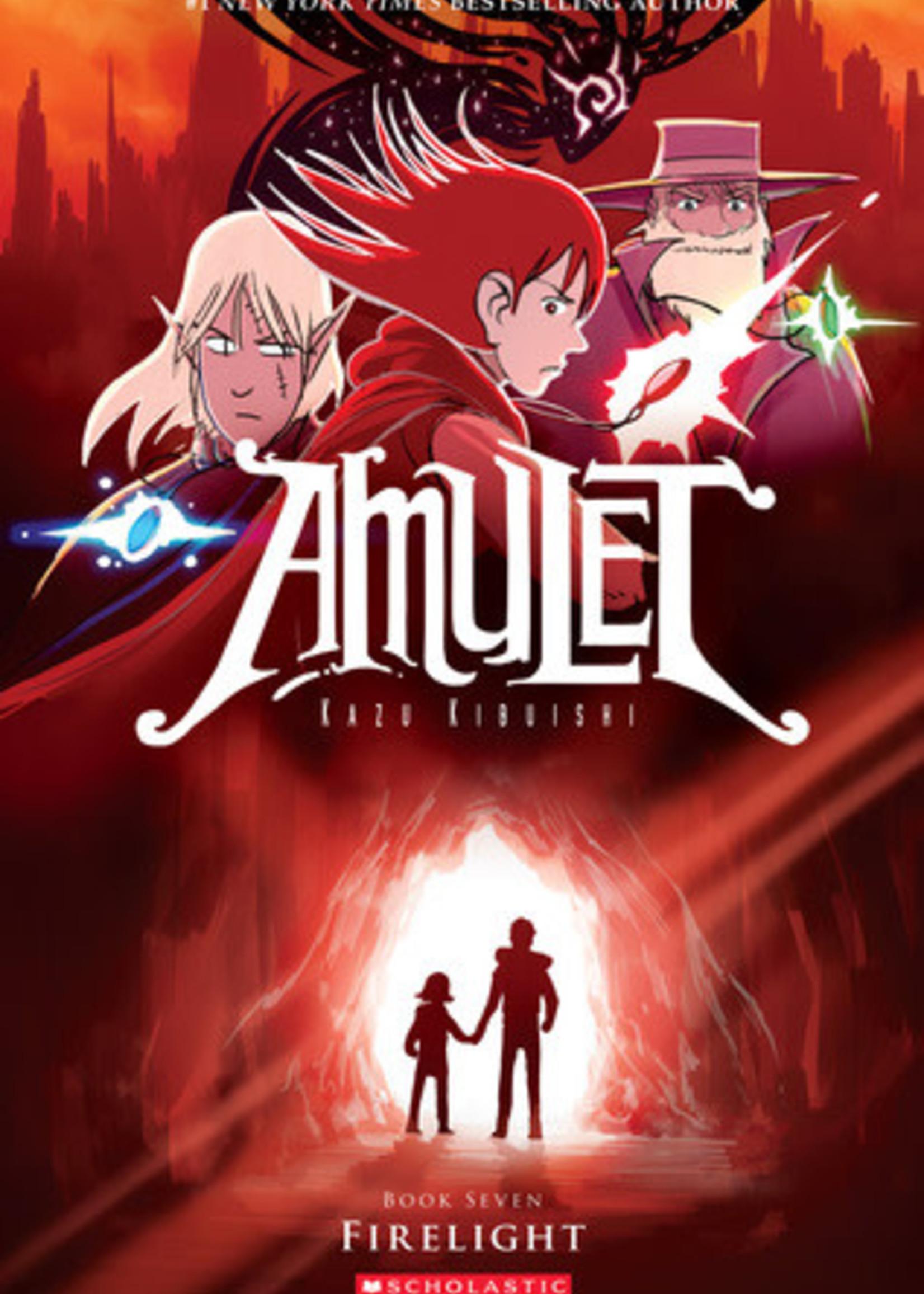 Firelight (Amulet #7) by Kazu Kibuishi