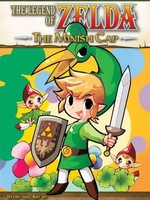 The Legend of Zelda: The Minish Cap (The Legend of Zelda #8) by Akira Himekawa