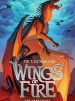 The Dark Secret (Wings of Fire #4) by Tui T. Sutherland