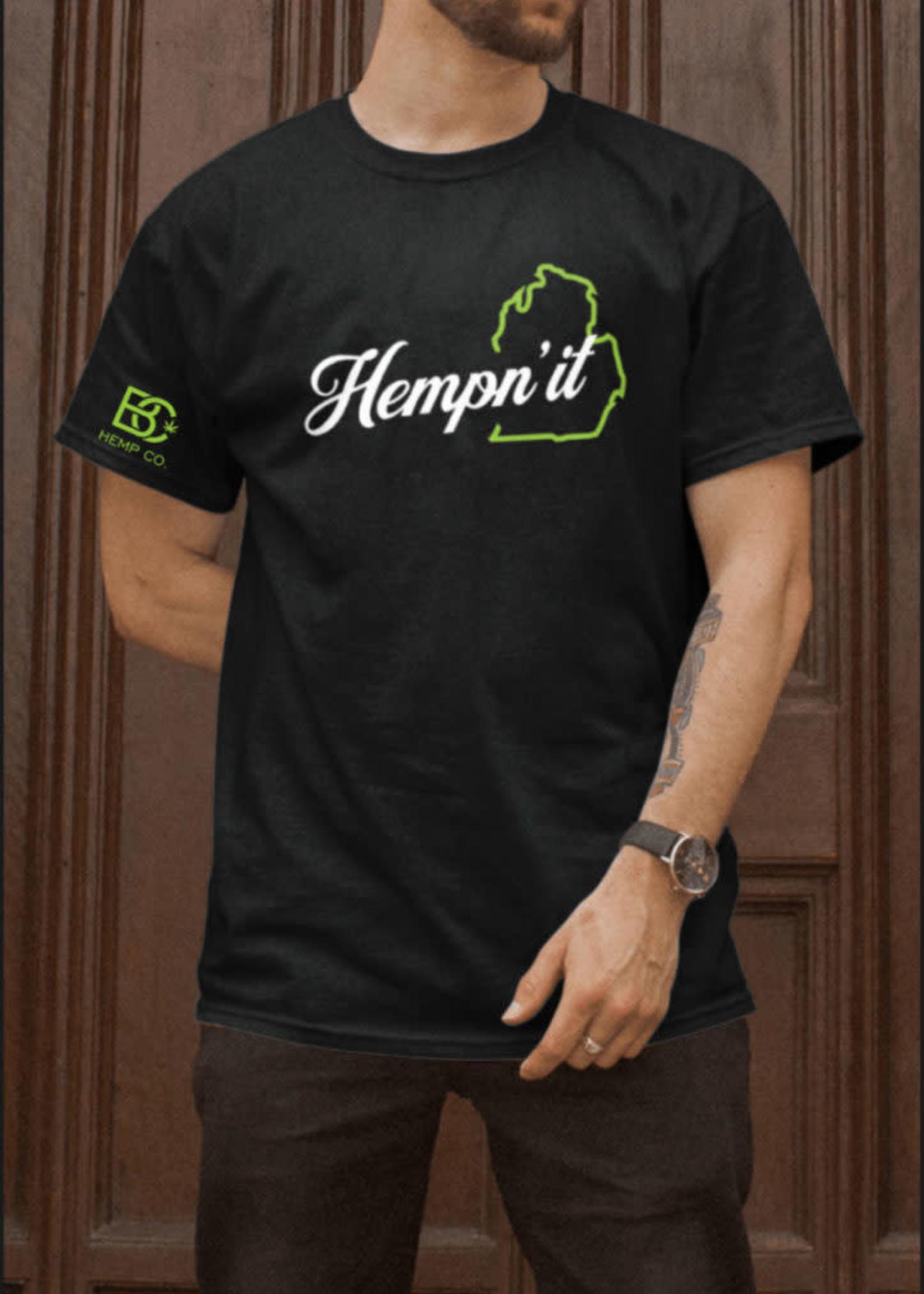 BC Hemp Co. Hempn'it T-shirt