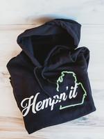 BC Hemp Co. Hempn'it Hoodie