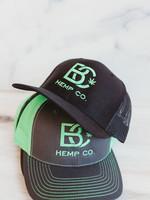 BC Hemp Co. BC Hemp Co. Charcoal Hat