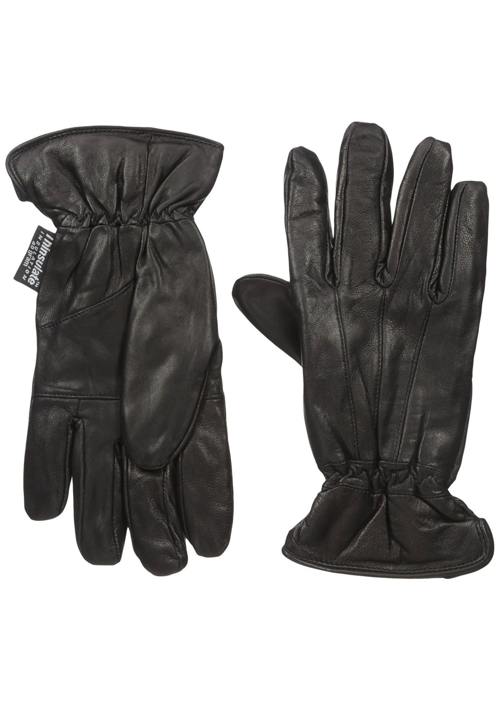 """Stetson The """"Straphanger""""  Lambskin  Driving Glove by Dorfman Pacific Co."""