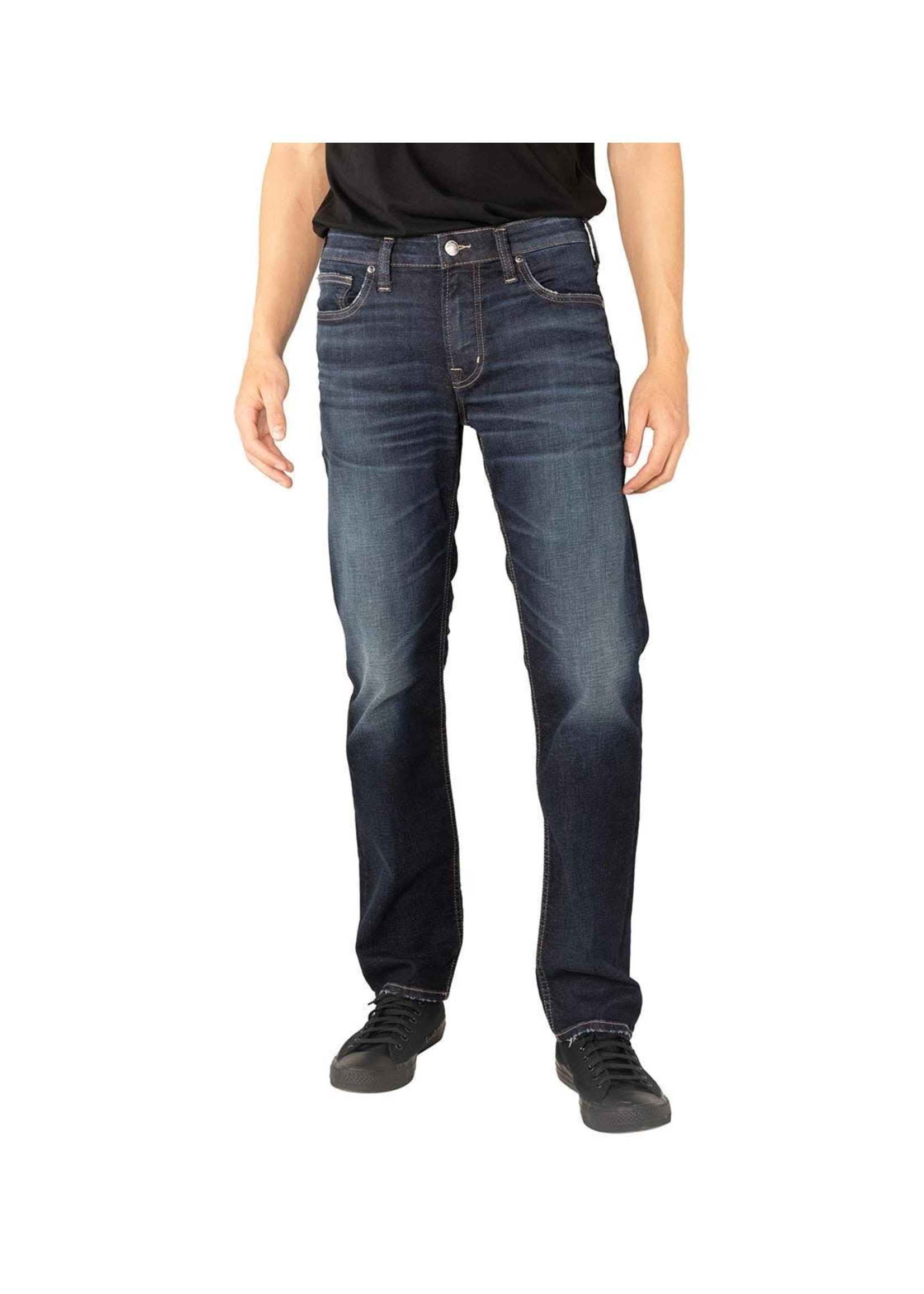 Silver Jeans Silver Jeans - Allan Classic Fit Straight Leg