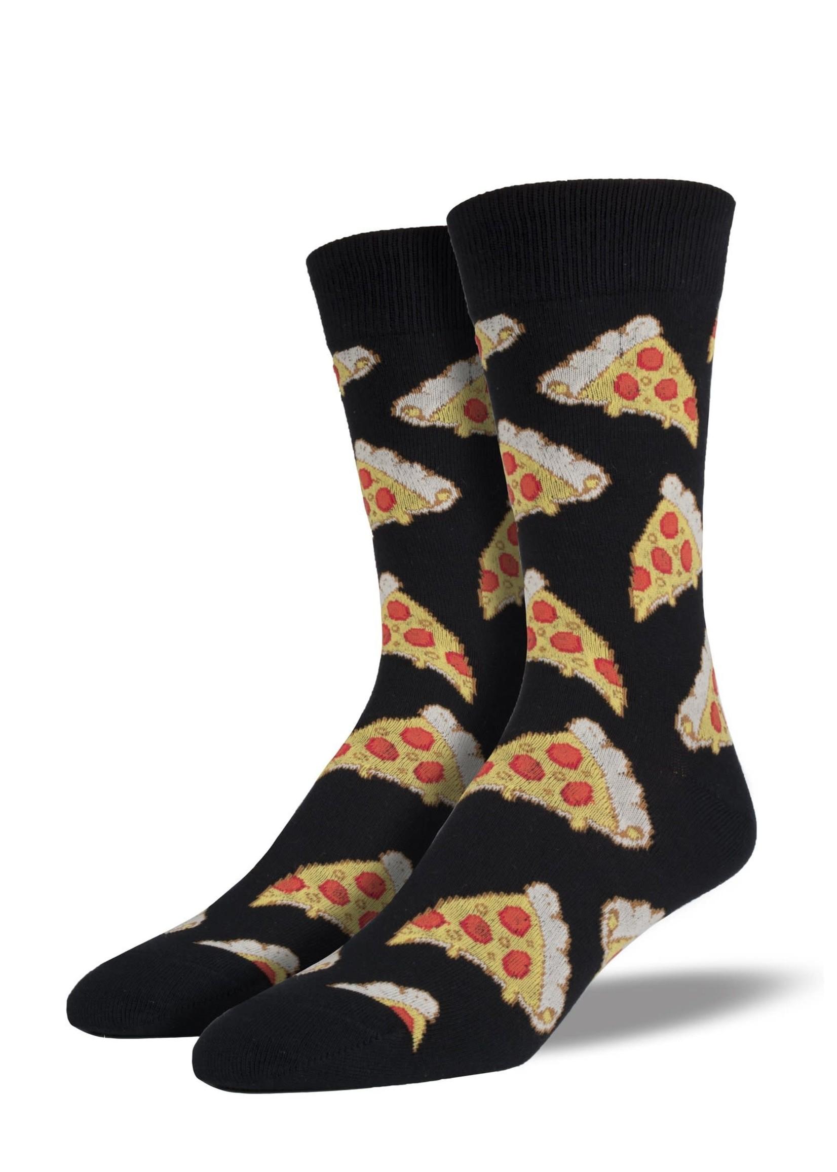 "Socksmith Canada Inc ""Pizza"" - Cotton Crew"