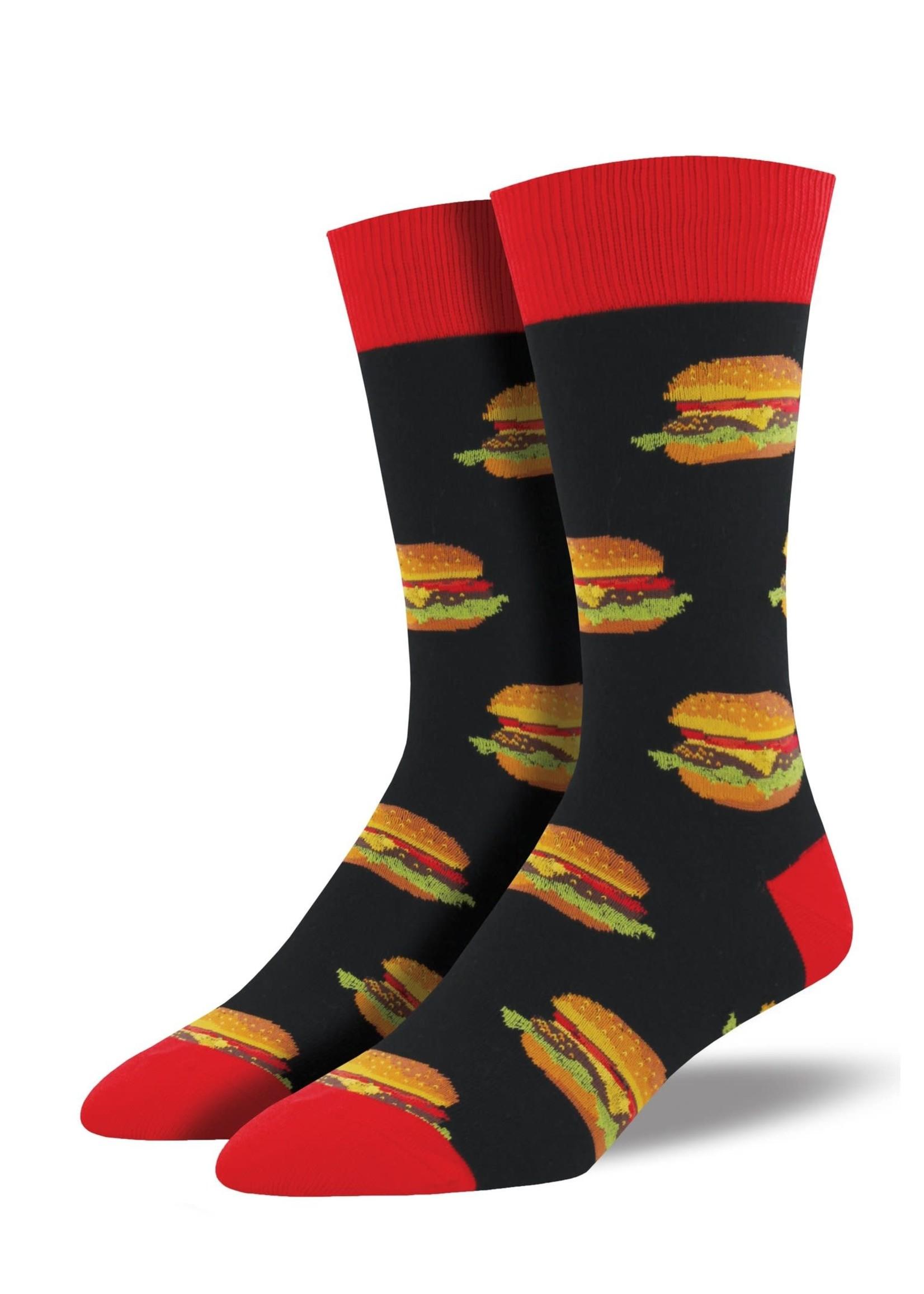 "Socksmith Canada Inc ""Good Burger"" - Cotton Crew"