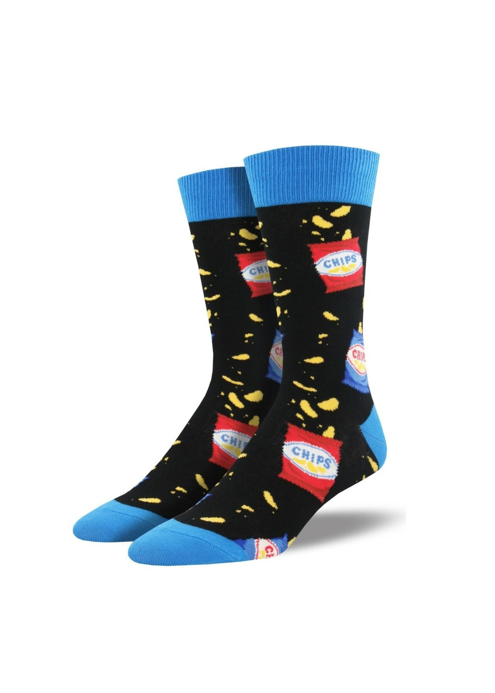 """Socksmith Canada Inc """"All That And A Bag Of Chips""""  - Cotton Crew"""